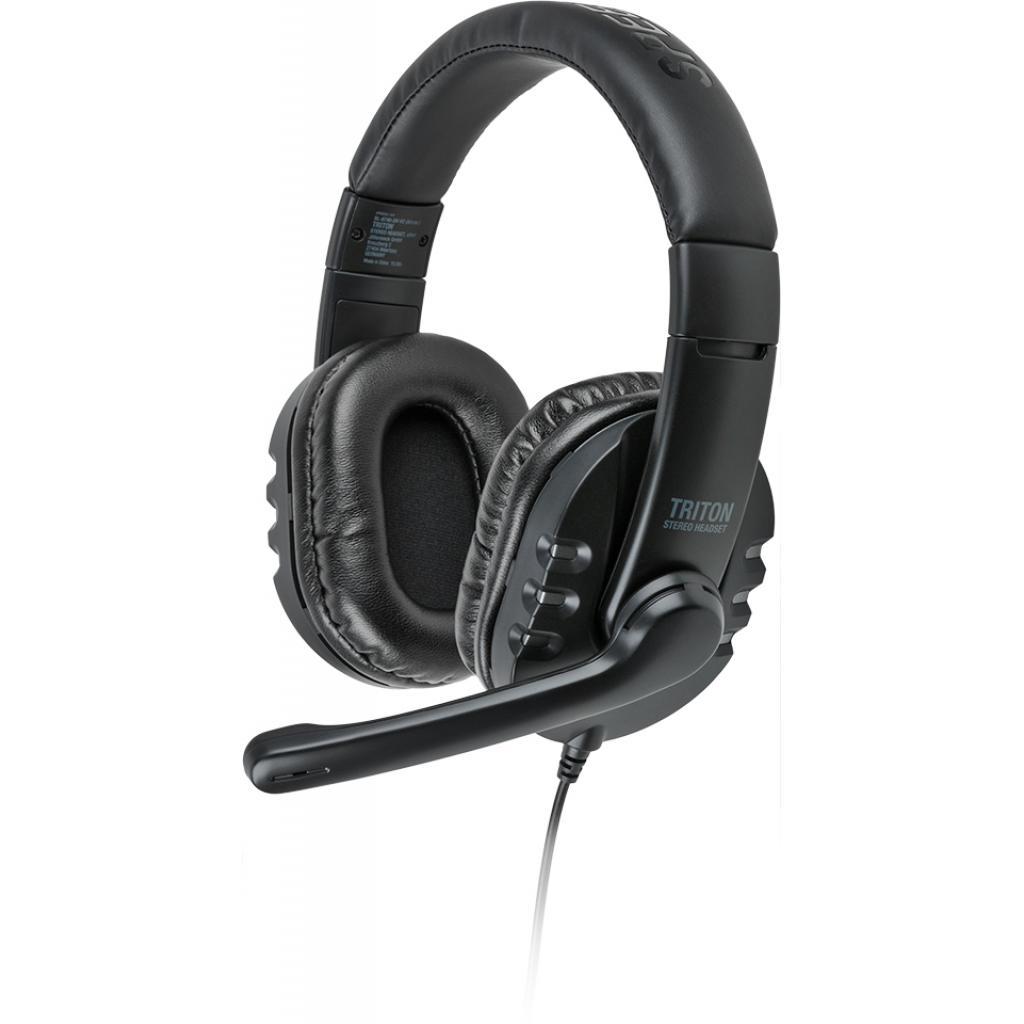Наушники Speedlink TRITON Stereo Headset (SL-8746-SSV / SL-8746-SV)