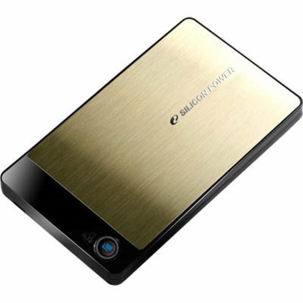 "Внешний жесткий диск 2.5"" 750GB Silicon Power (SP750GBPHDA50S2G)"