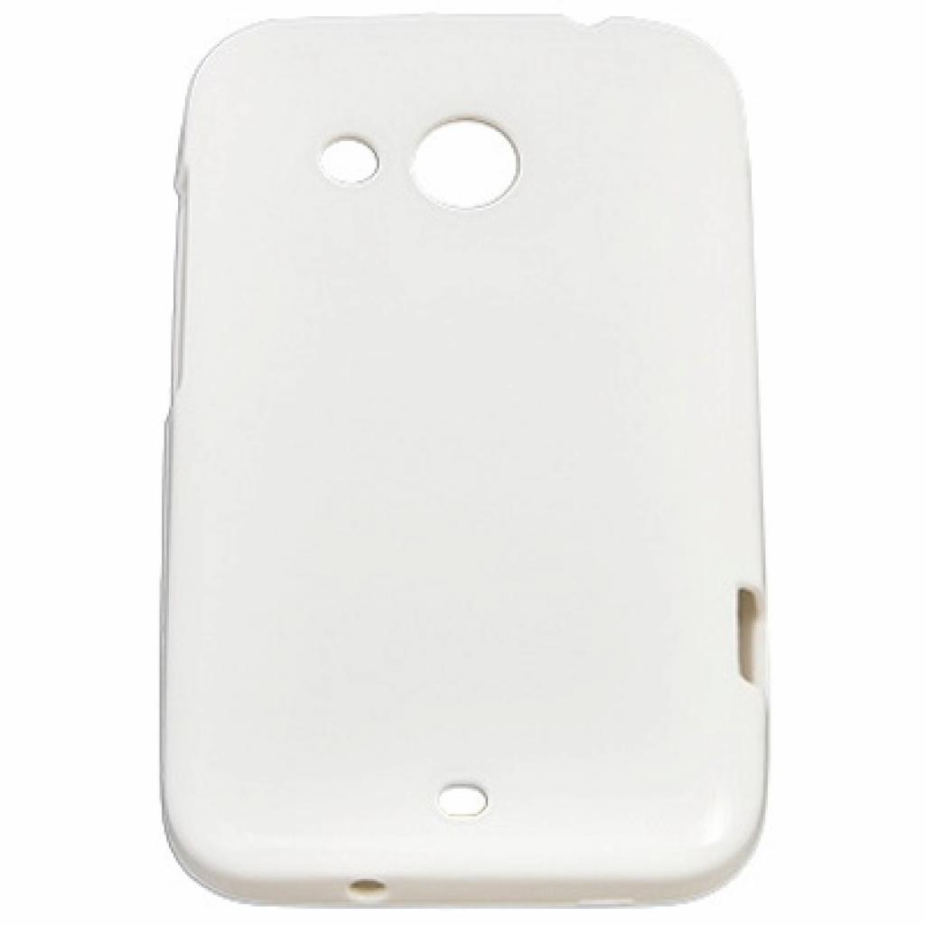 Чехол для моб. телефона Drobak для HTC Desire 200 /Elastic PU/White (218821)