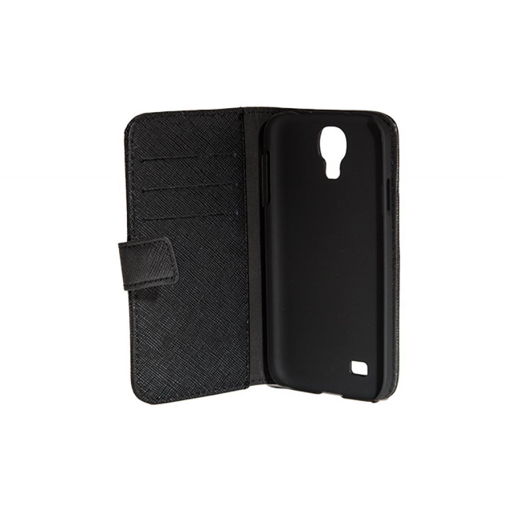 Чехол для моб. телефона Drobak для Samsung I9500 Galaxy S4 /Elegant Wallet Black (215253) изображение 2