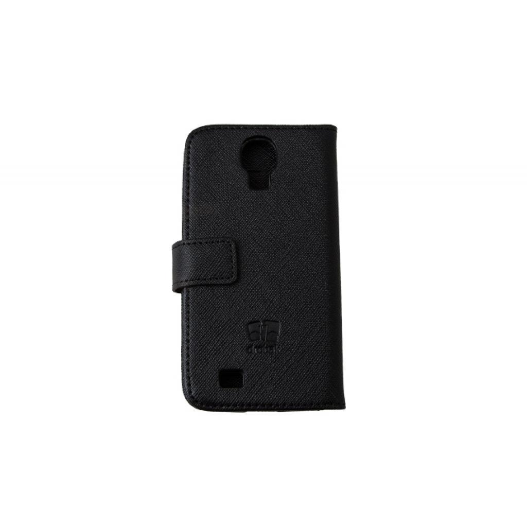 Чехол для моб. телефона Drobak для Samsung I9500 Galaxy S4 /Elegant Wallet Black (215253) изображение 3