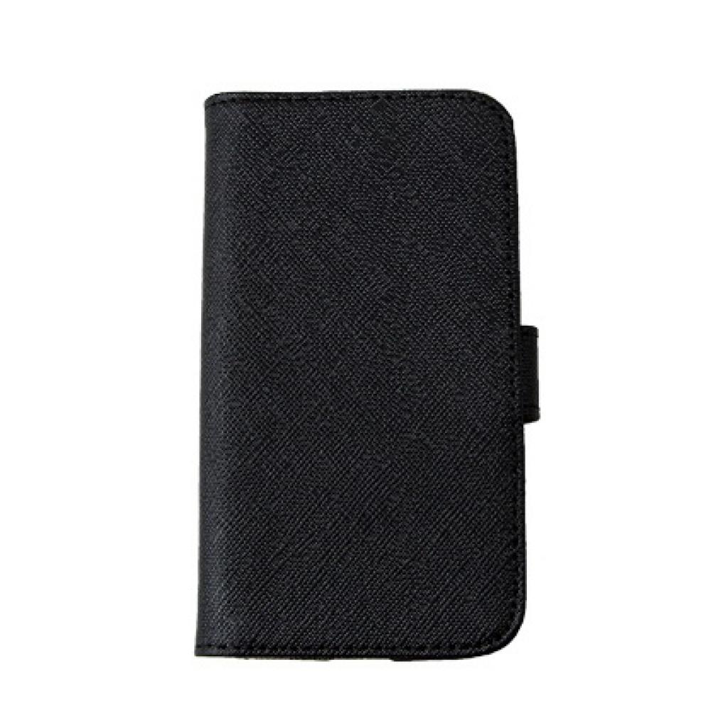 Чехол для моб. телефона Drobak для Samsung I9500 Galaxy S4 /Elegant Wallet Black (215253)