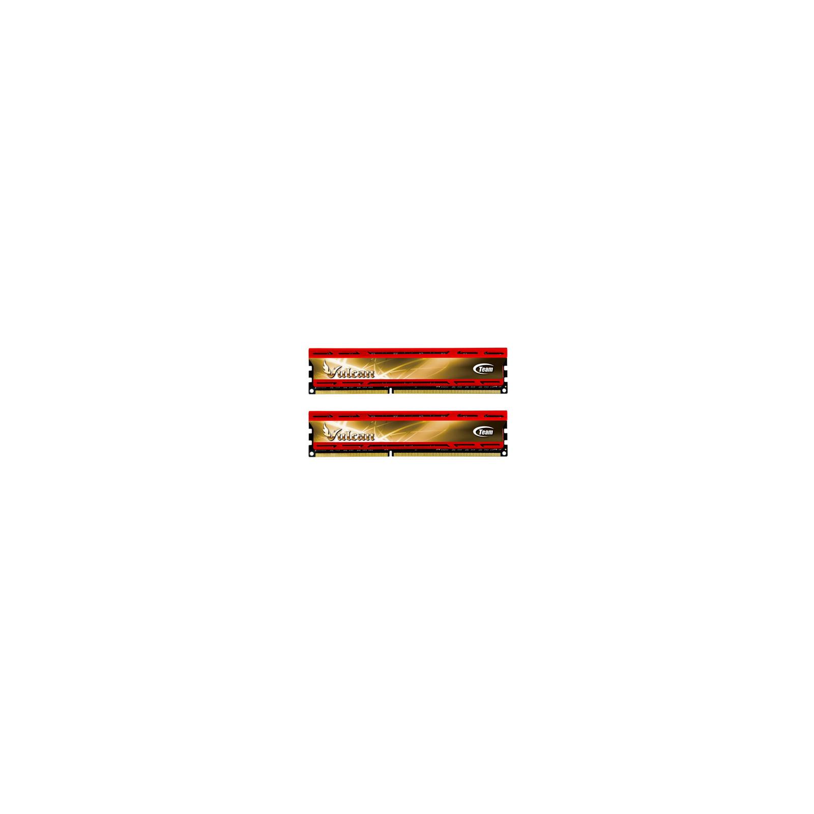 Модуль памяти для компьютера DDR3 8GB (2x4GB) 2400 MHz Team (TLD38G2400HC11CDC01)