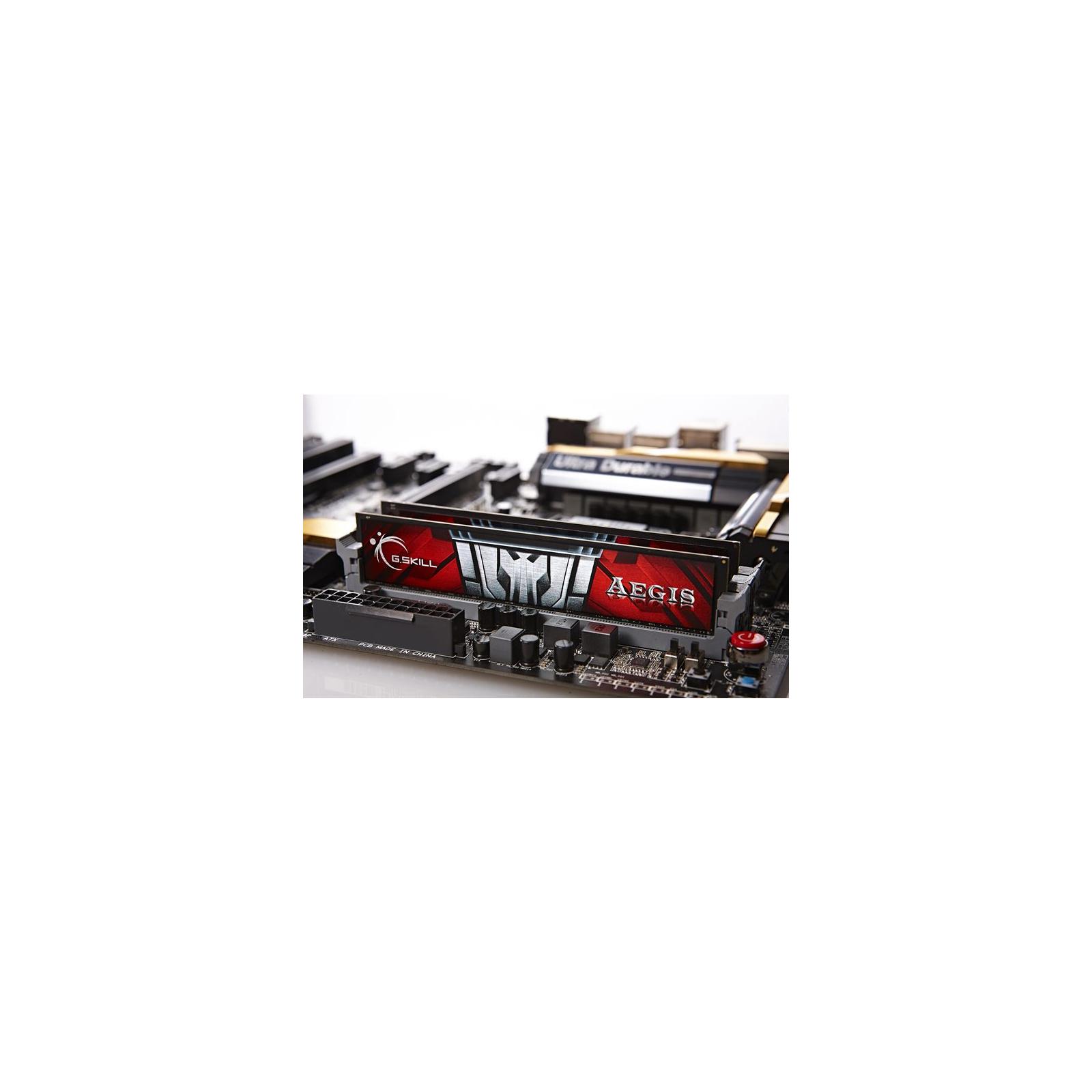 Модуль памяти для компьютера DDR3 4GB 1333 MHz G.Skill (F3-1333C9S-4GIS) изображение 2