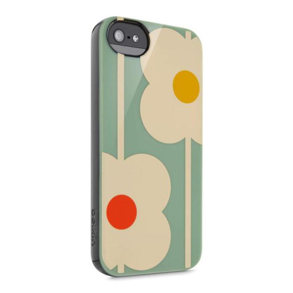 Чехол для моб. телефона Belkin iPhone 5/5s Orla Kiely Abacus (F8W339btC00) изображение 2