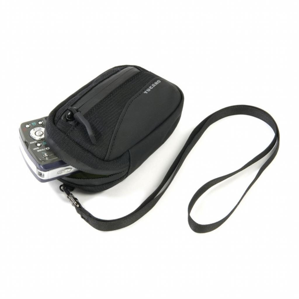 Фото-сумка Tucano TECH Plus Digi Bag S /Black (CB-TP-S) изображение 3