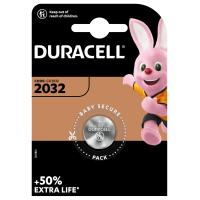 Батарейка Duracell CR 2032 / DL 2032 * 1 (5000394023369 / 81469153)