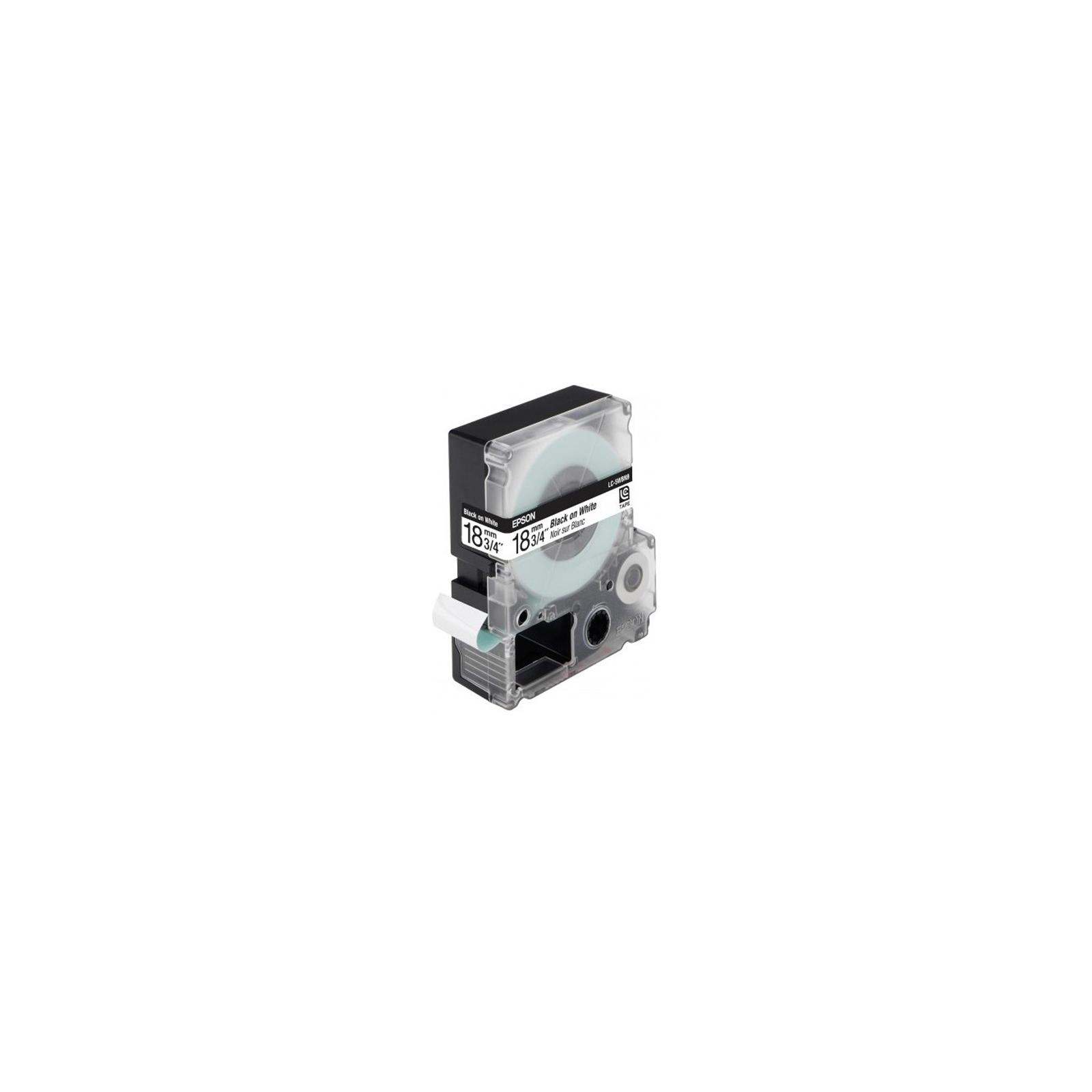 Лента для принтера этикеток EPSON Labelworks LC-6SBE9 (C53S627405)
