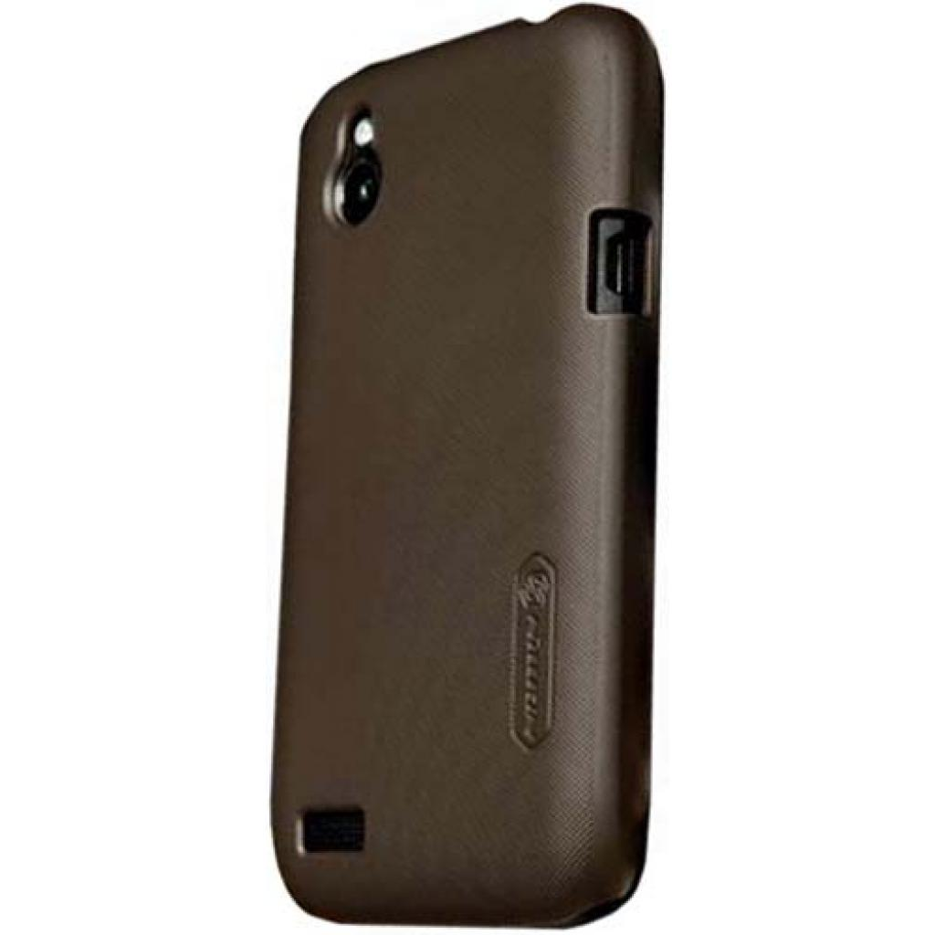 Чехол для моб. телефона NILLKIN для HTC Desire V /Super Frosted Shield/Brown (6065703)