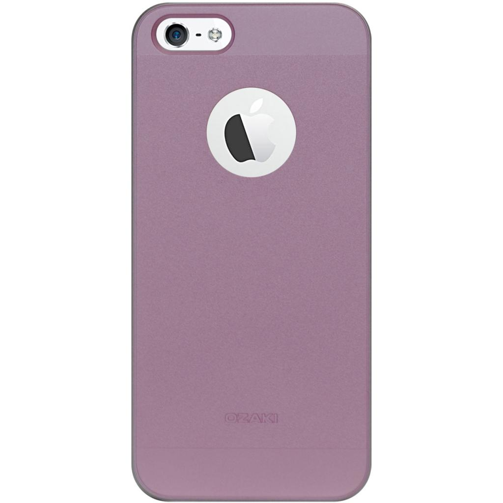 Чехол для моб. телефона OZAKI iPhone 5/5S O!coat Universe Pink (OC536PK)