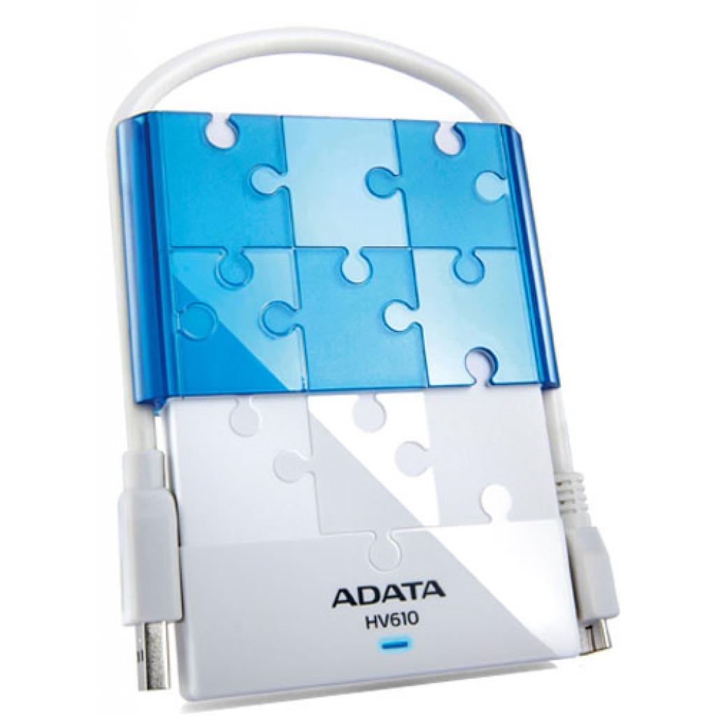 "Внешний жесткий диск 2.5"" 1TB ADATA (AHV610-1TU3-CWHBL)"
