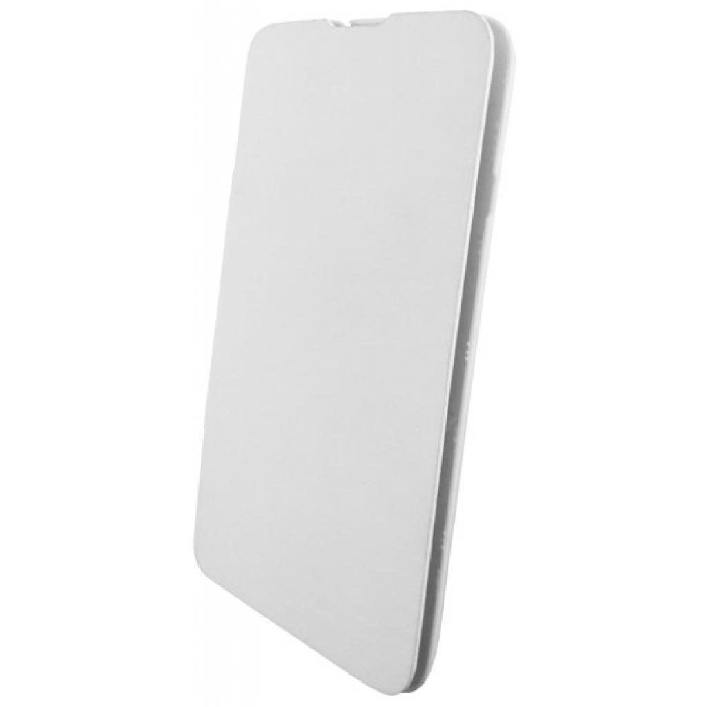 Чехол для моб. телефона GLOBAL для LG D410 L90 Dual (PU, белый) (1283126459252)
