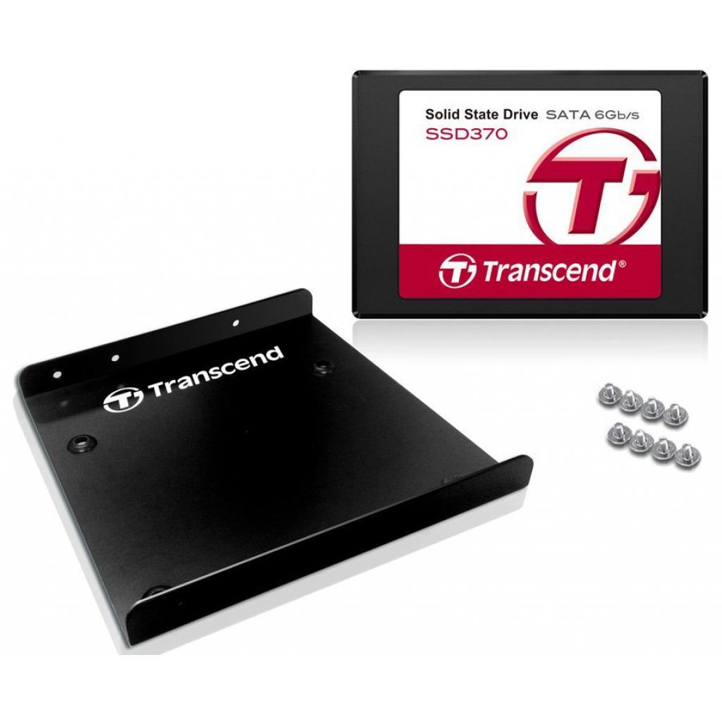 "Накопитель SSD 2.5"" 128GB Transcend (TS128GSSD370) изображение 4"