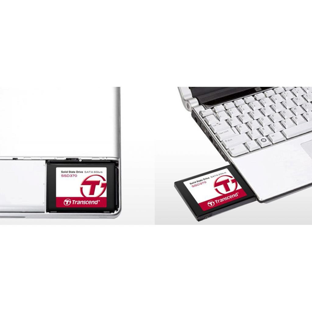 "Накопитель SSD 2.5"" 128GB Transcend (TS128GSSD370) изображение 5"