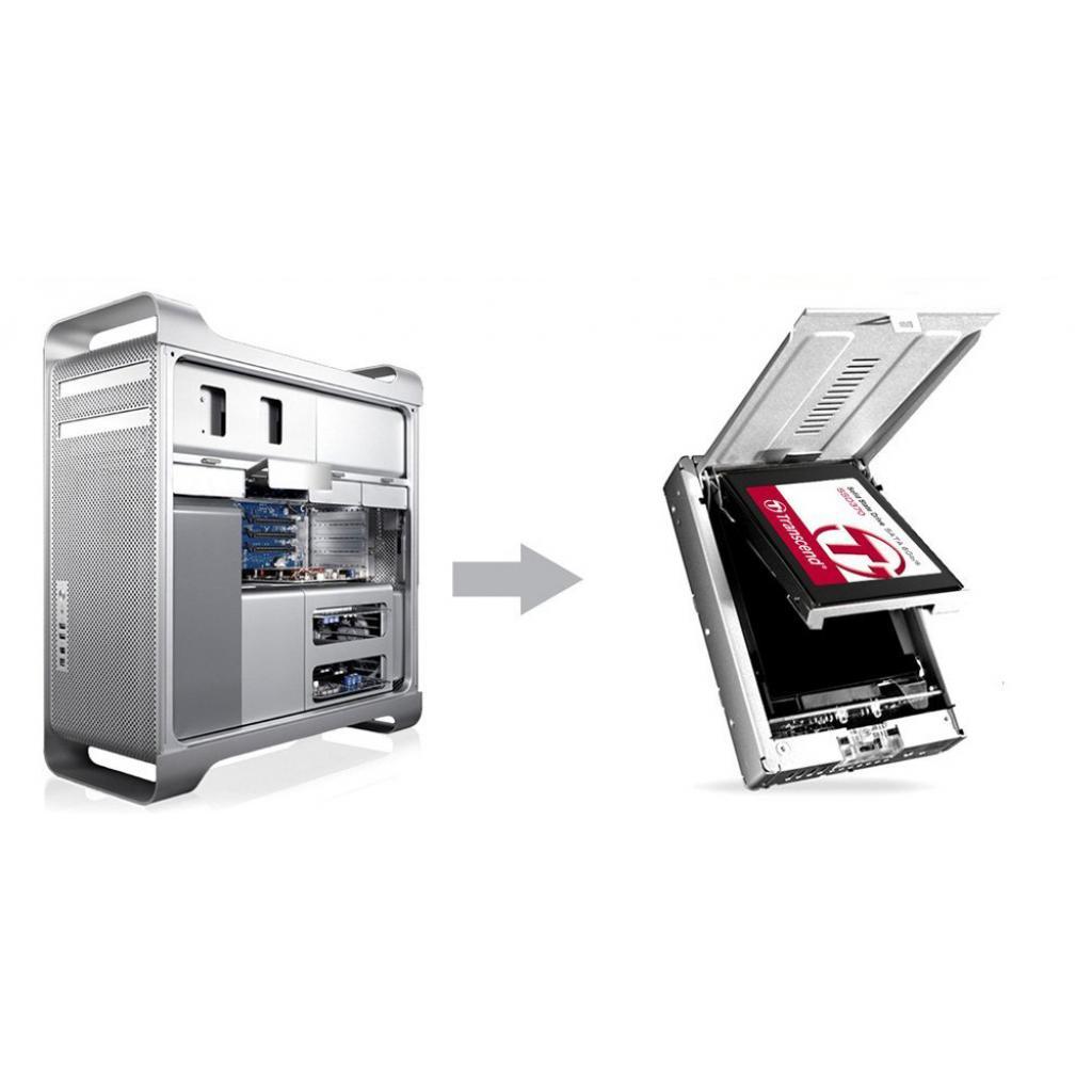 "Накопитель SSD 2.5"" 128GB Transcend (TS128GSSD370) изображение 8"