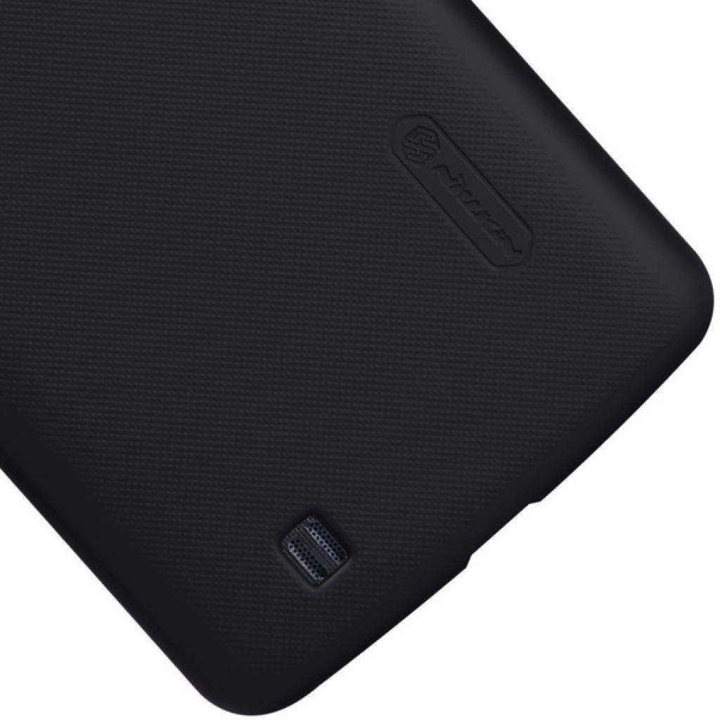 Чехол для моб. телефона NILLKIN для LG Optimus G Pro 2 D838 /Super Frosted Shield/Black (6154936) изображение 4