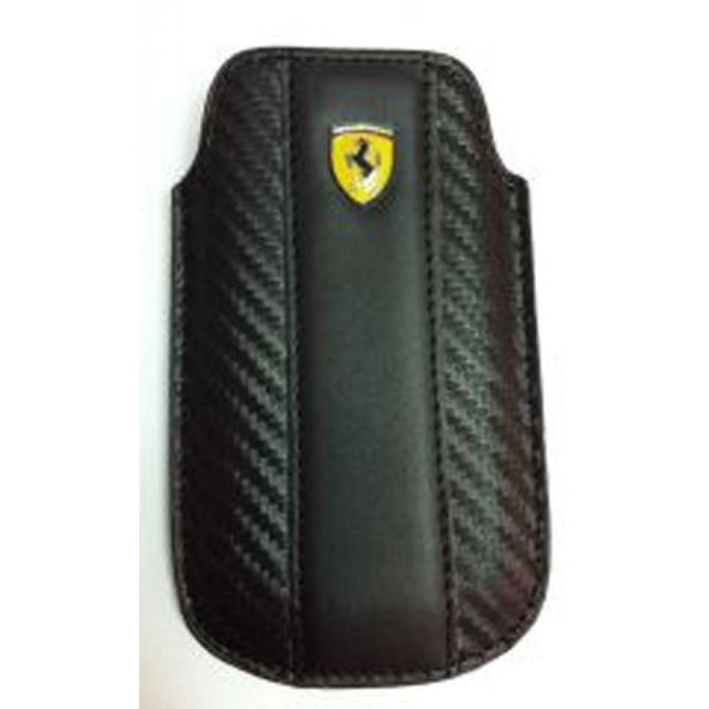 Чехол для моб. телефона Pro-case Универсальный Чохол-сумка carbon Ferrari (L) for Samsung i91 (PCL)