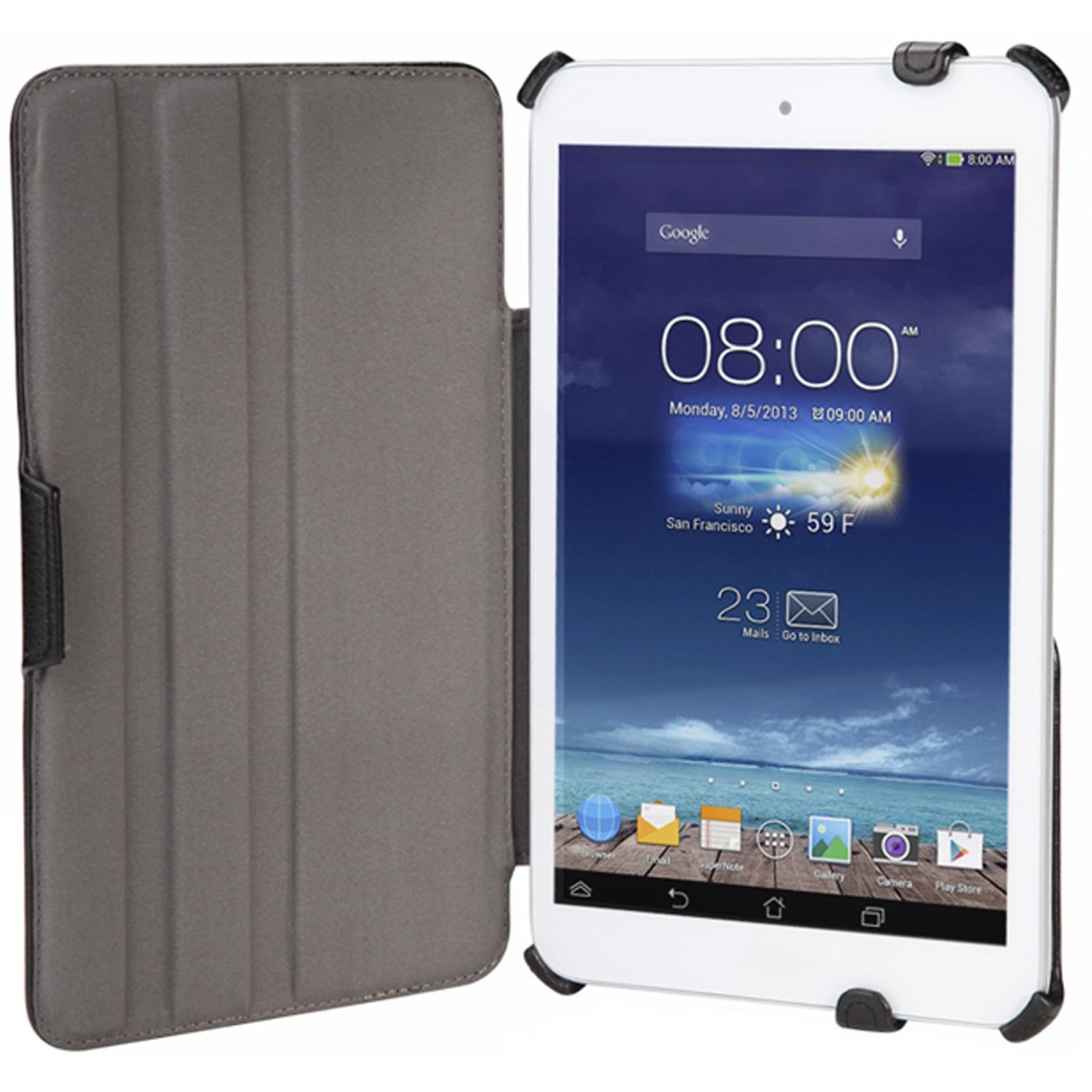 Чехол для планшета AirOn для Asus MeMO Pad 8 black (6946795830153) изображение 3