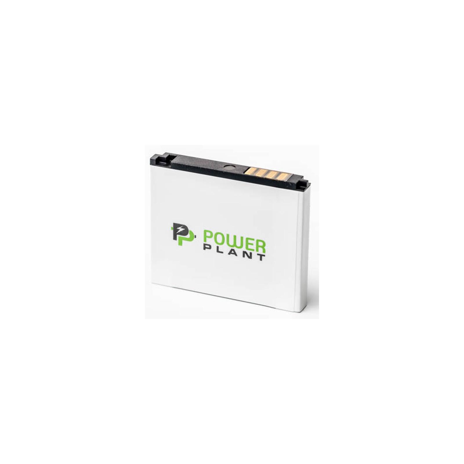Аккумуляторная батарея PowerPlant LG KP500 (DV00DV6166) изображение 2