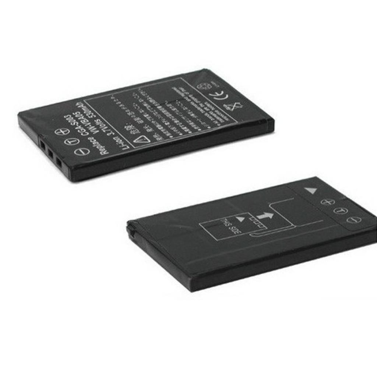 Аккумулятор к фото/видео EXTRADIGITAL Panasonic CGA-S003E, VW-VBA05 (DV00DV1325)