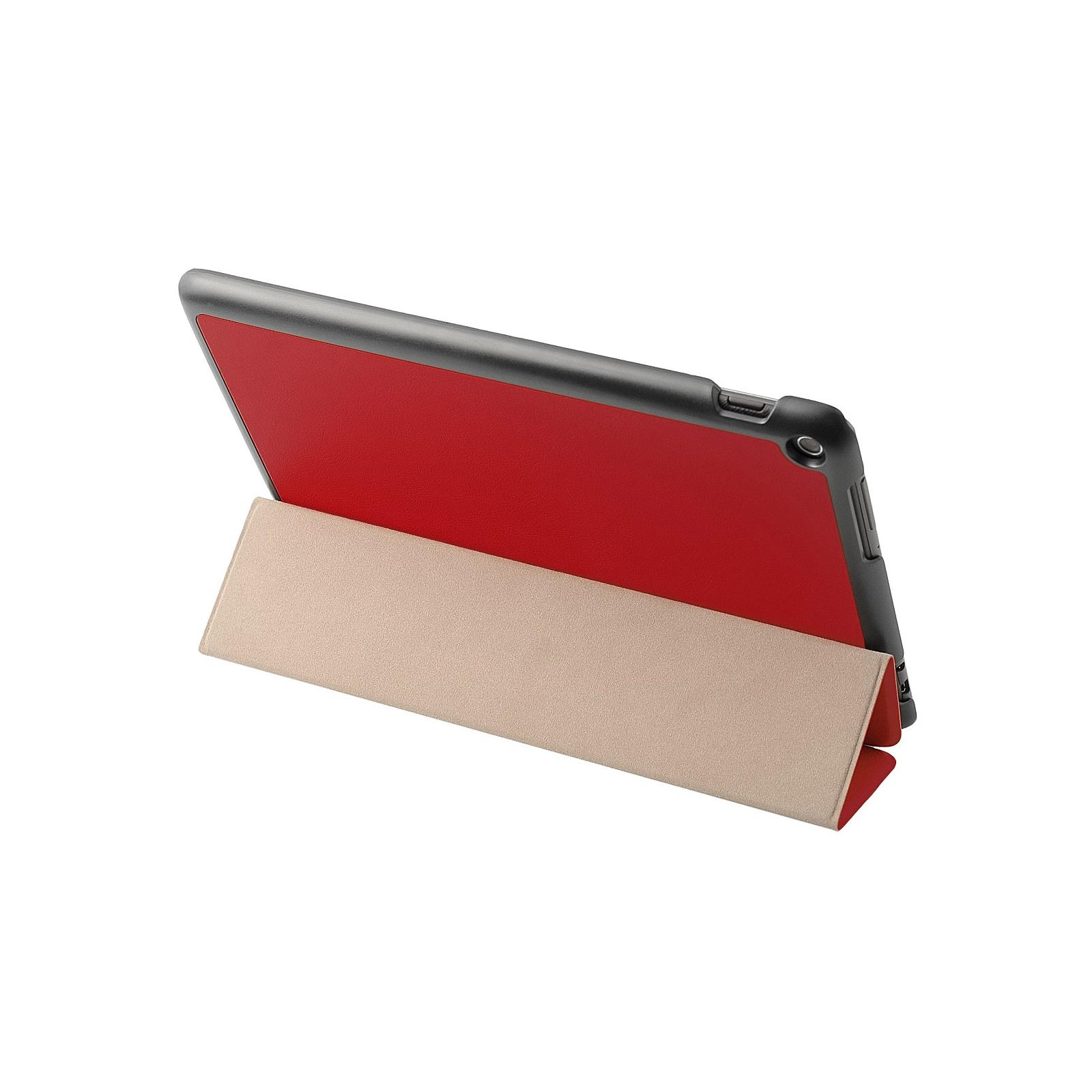 Чехол для планшета Grand-X ASUS ZenPad 10 Z300/Z300C Red (ATC - AZPZ300R) изображение 6
