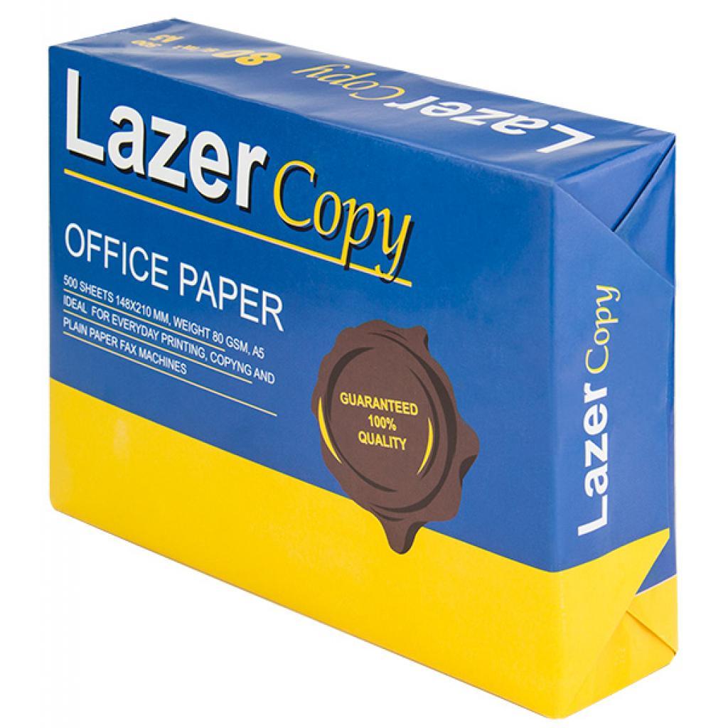 Бумага Lazer Copy A5, 80 г, 500 (Я01239)