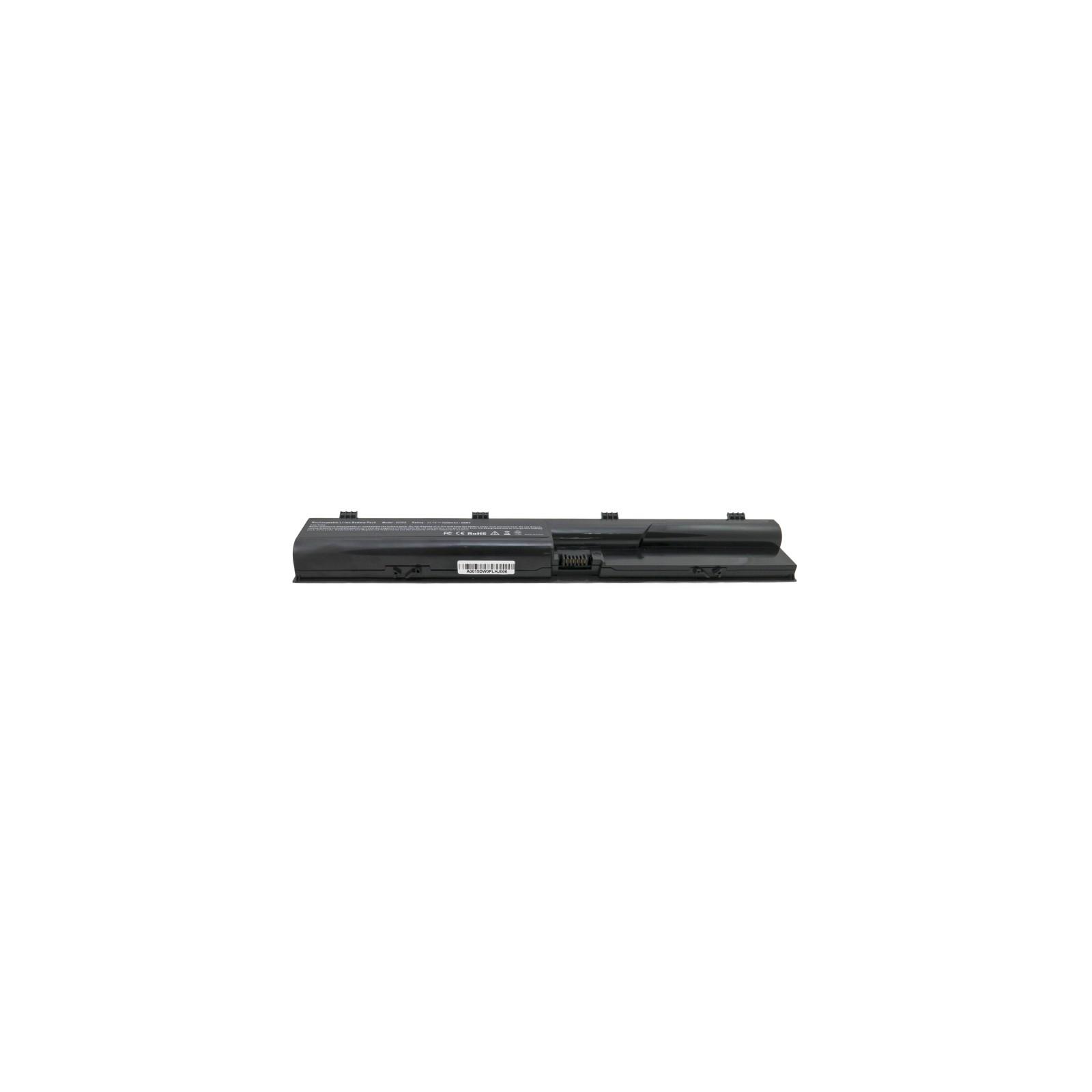 Аккумулятор для ноутбука HP ProBook 4530S (HSTNN-LB2R) 5200 mAh EXTRADIGITAL (BNH3940) изображение 4