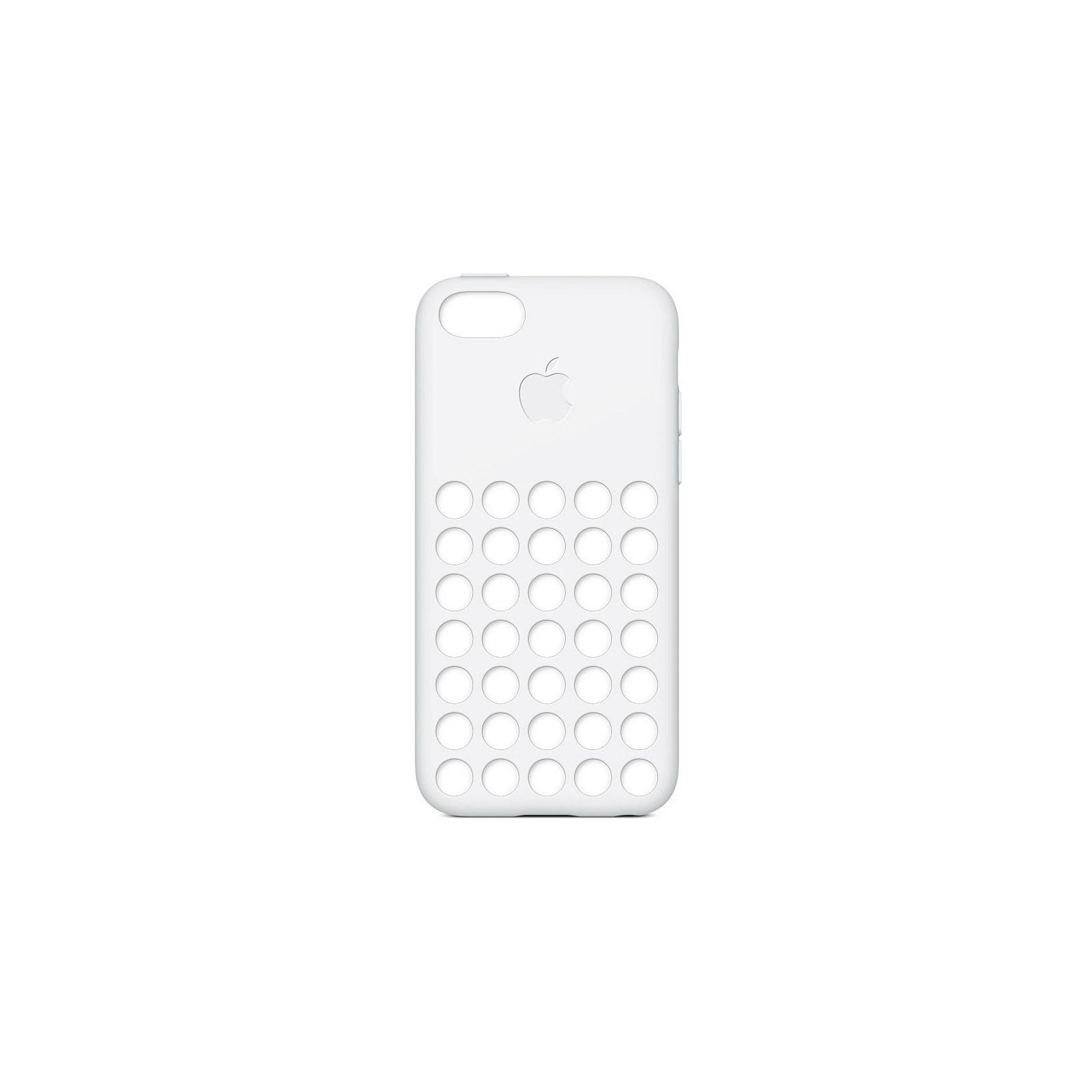 Чехол для моб. телефона Apple для iPhone 5c white (MF039ZM/A)
