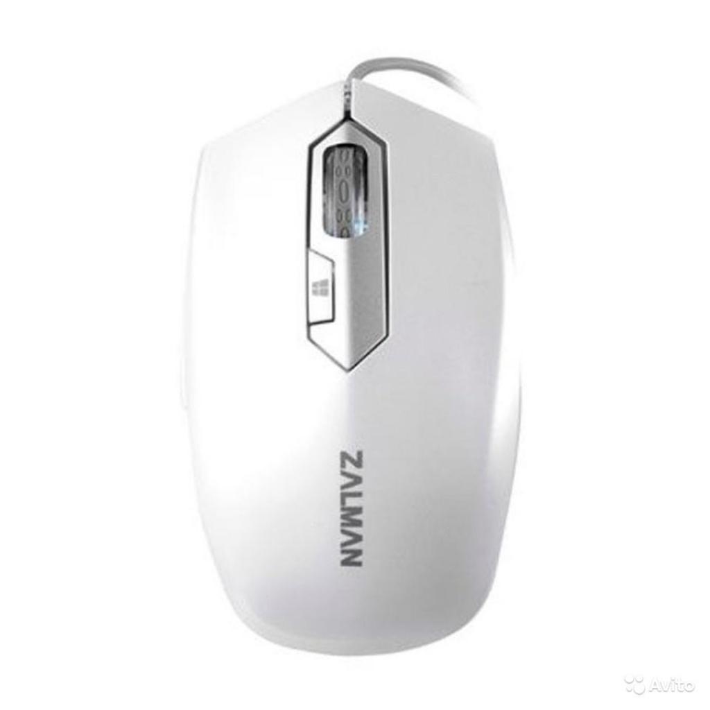 Мышка Zalman ZM-M130C White изображение 2