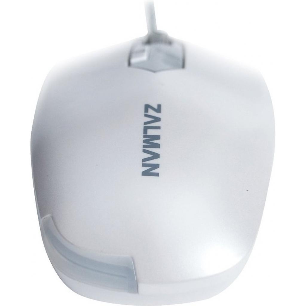 Мышка Zalman ZM-M130C White изображение 6