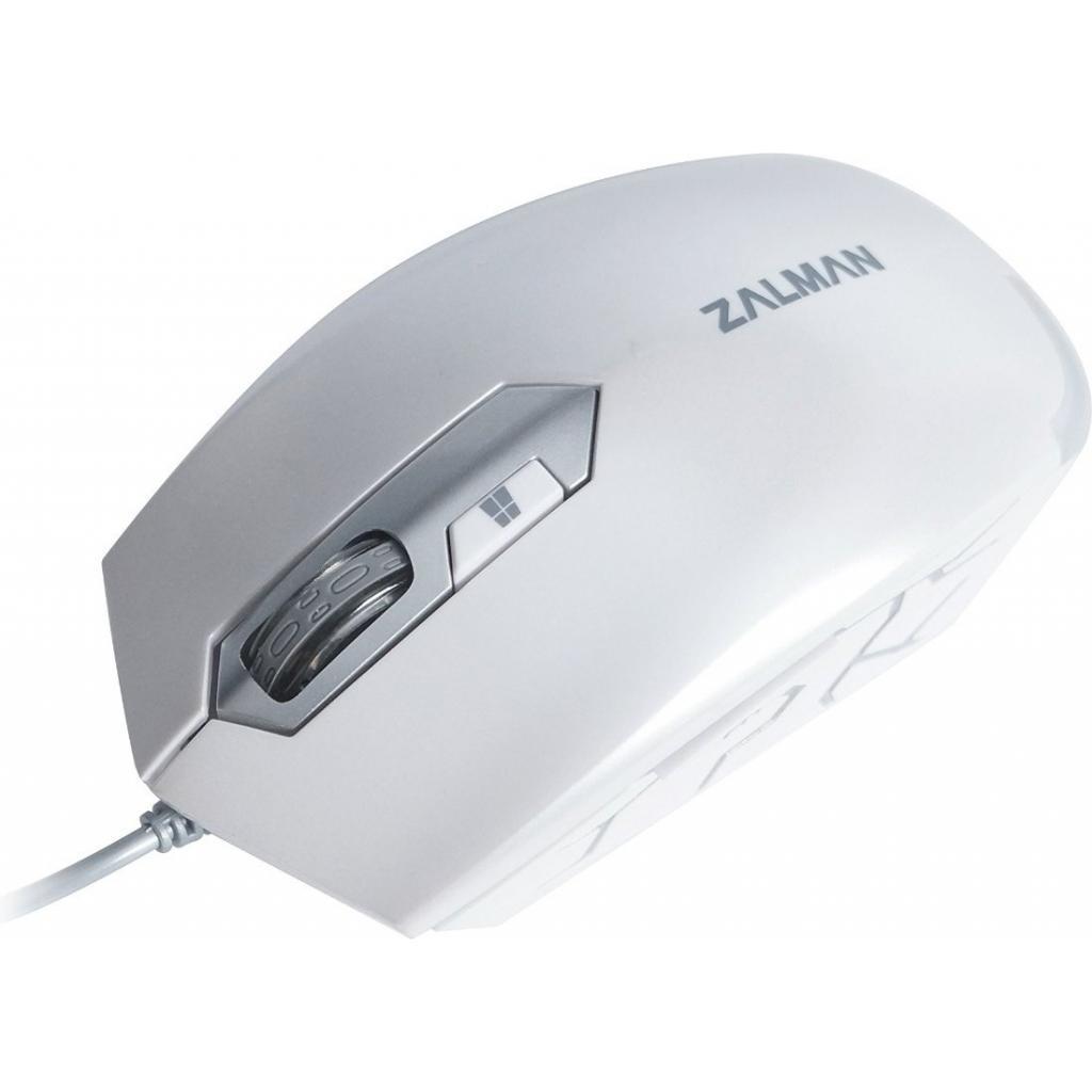 Мышка Zalman ZM-M130C White