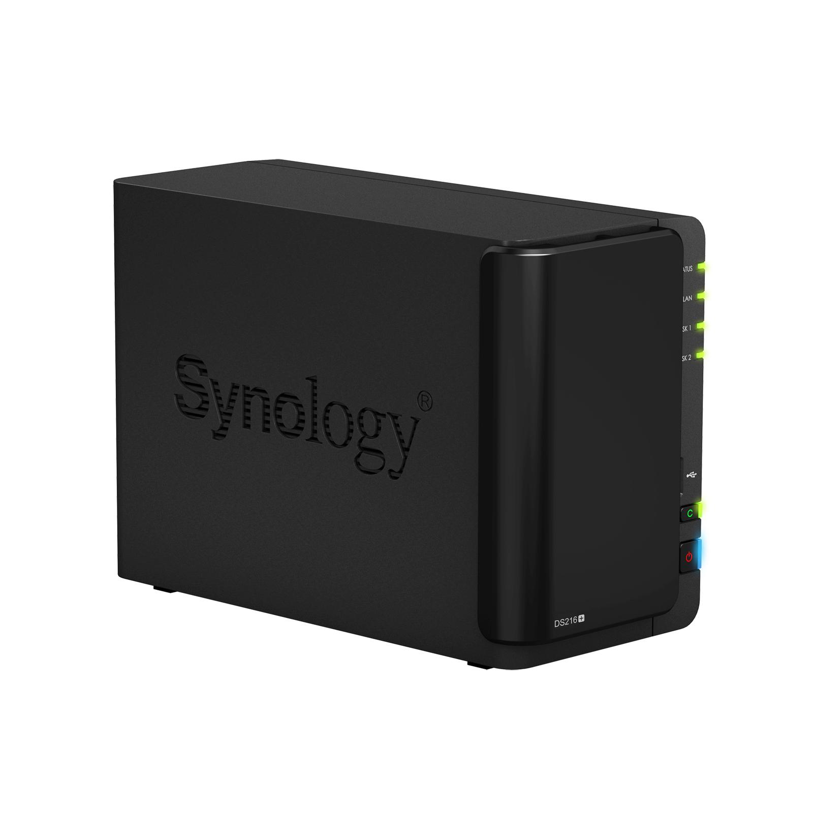 NAS Synology DS216+ изображение 6