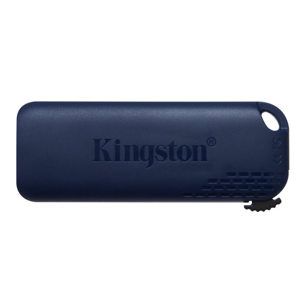 USB флеш накопитель Kingston 64GB DT SE 8 Blue USB 2.0 (DTSE8/64GB) изображение 3