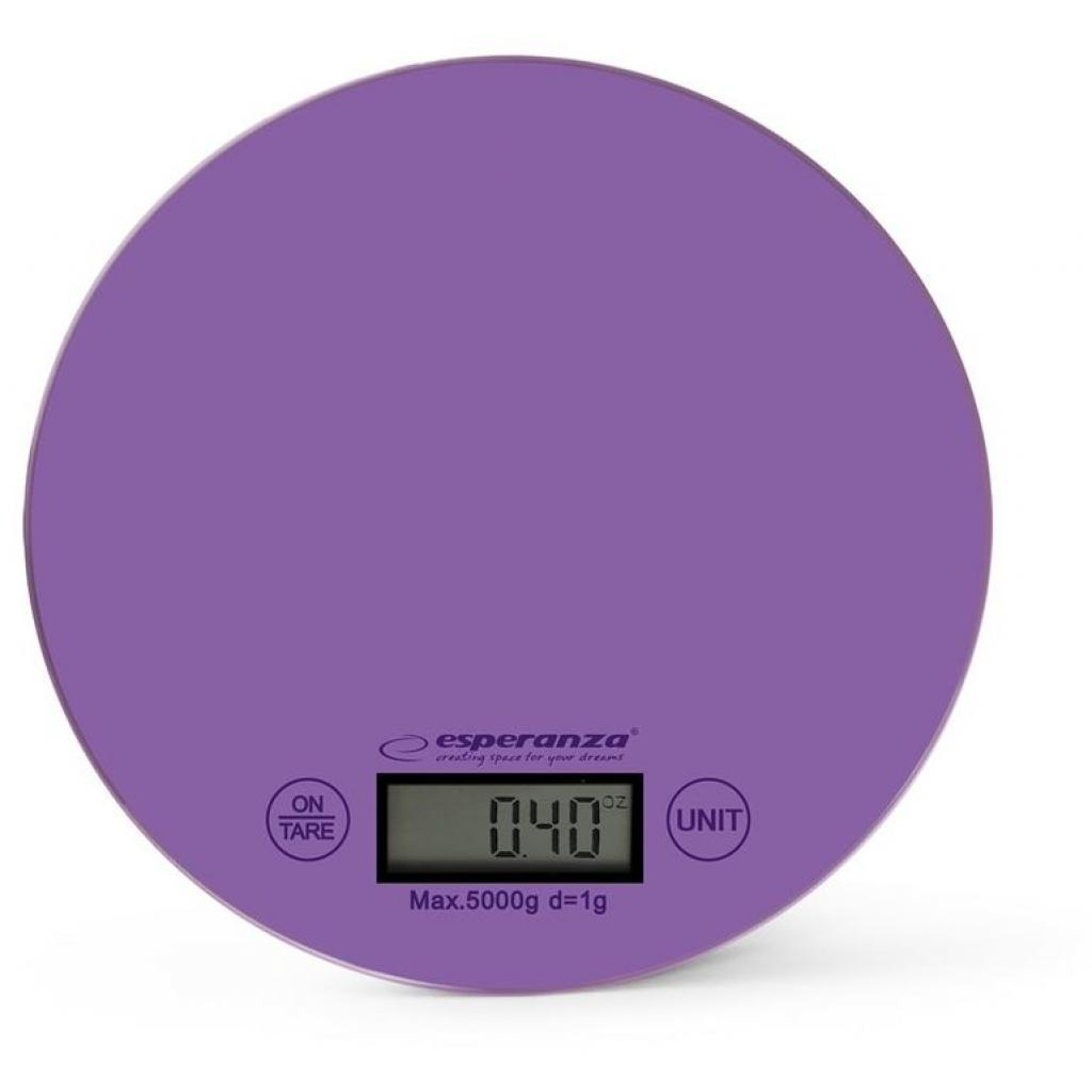 Весы кухонные Esperanza EKS 003 V (EKS003V)