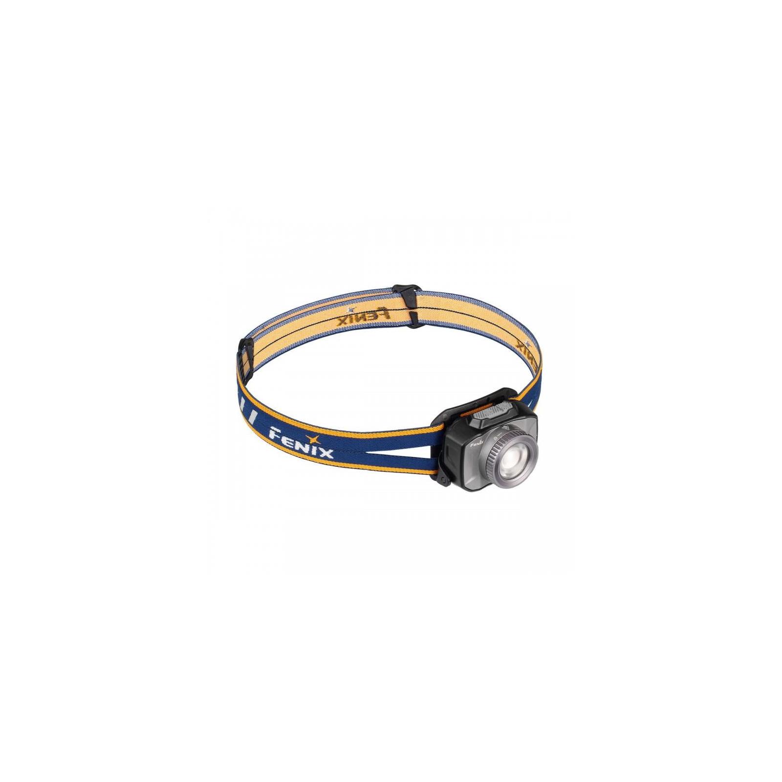 Фонарь Fenix HL40R Cree XP-LHIV2 LED серый (HL40RGY) изображение 2