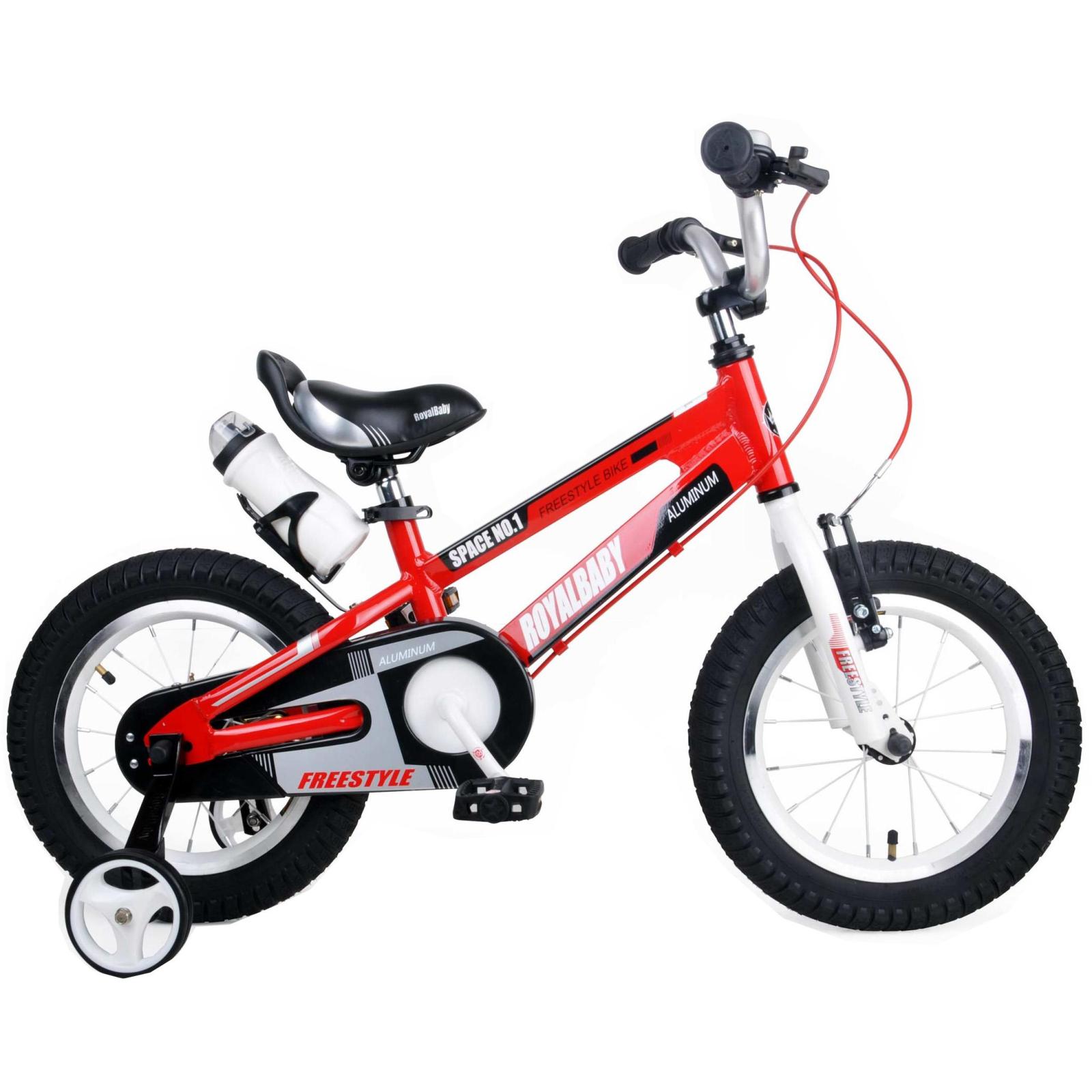 """Детский велосипед Royal Baby SPACE NO.1 Alu 12"""", красный (RB12-17-RED)"""