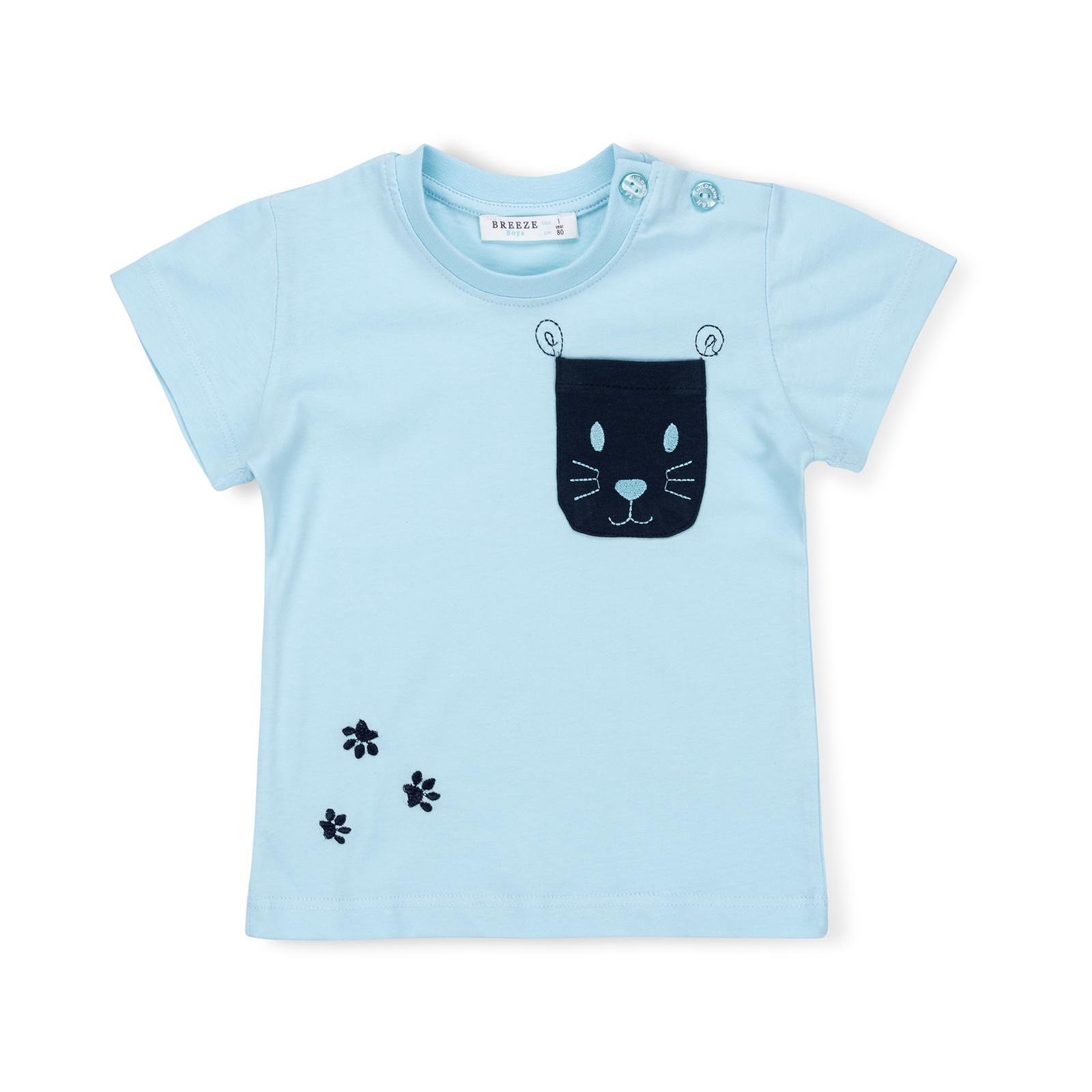 Набор детской одежды Breeze с карманчиками (10234-92G-blue) изображение 2