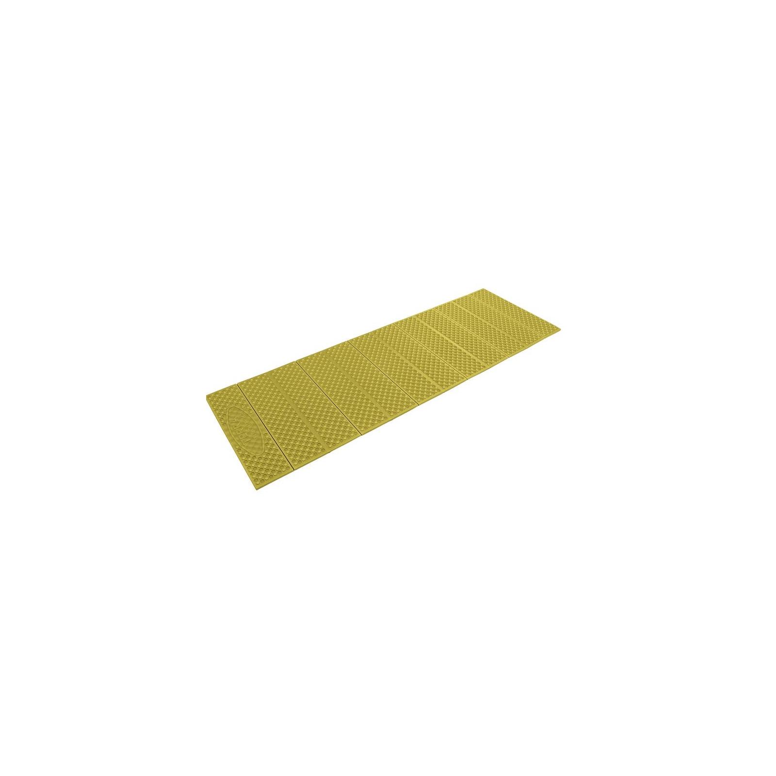 Туристический коврик Terra Incognita Sleep Mat горчичный (4823081505471)
