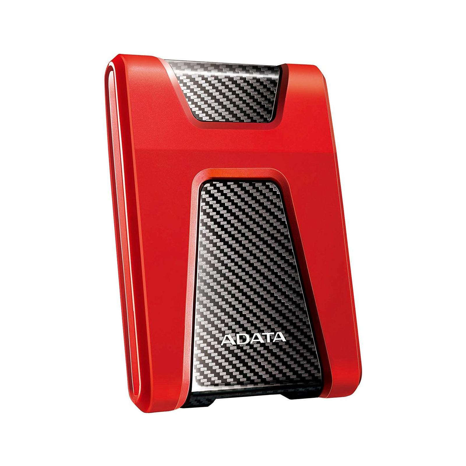 """Внешний жесткий диск 2.5"""" 2TB ADATA (AHD650-2TU31-CRD) изображение 2"""