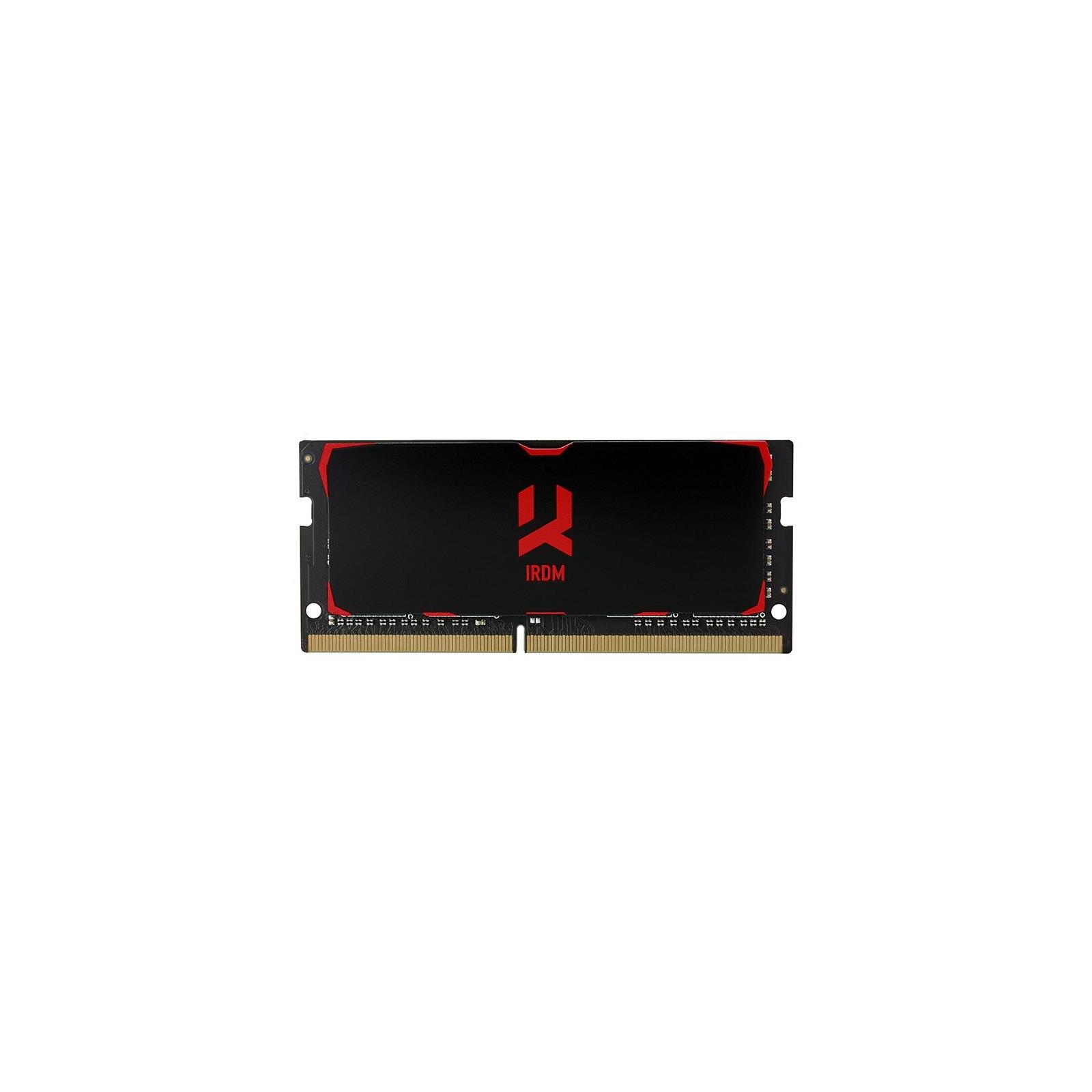 Модуль памяти для ноутбука SoDIMM DDR4 16GB 2400 MHz Iridium Goodram (IR-2400S464L15/16G)