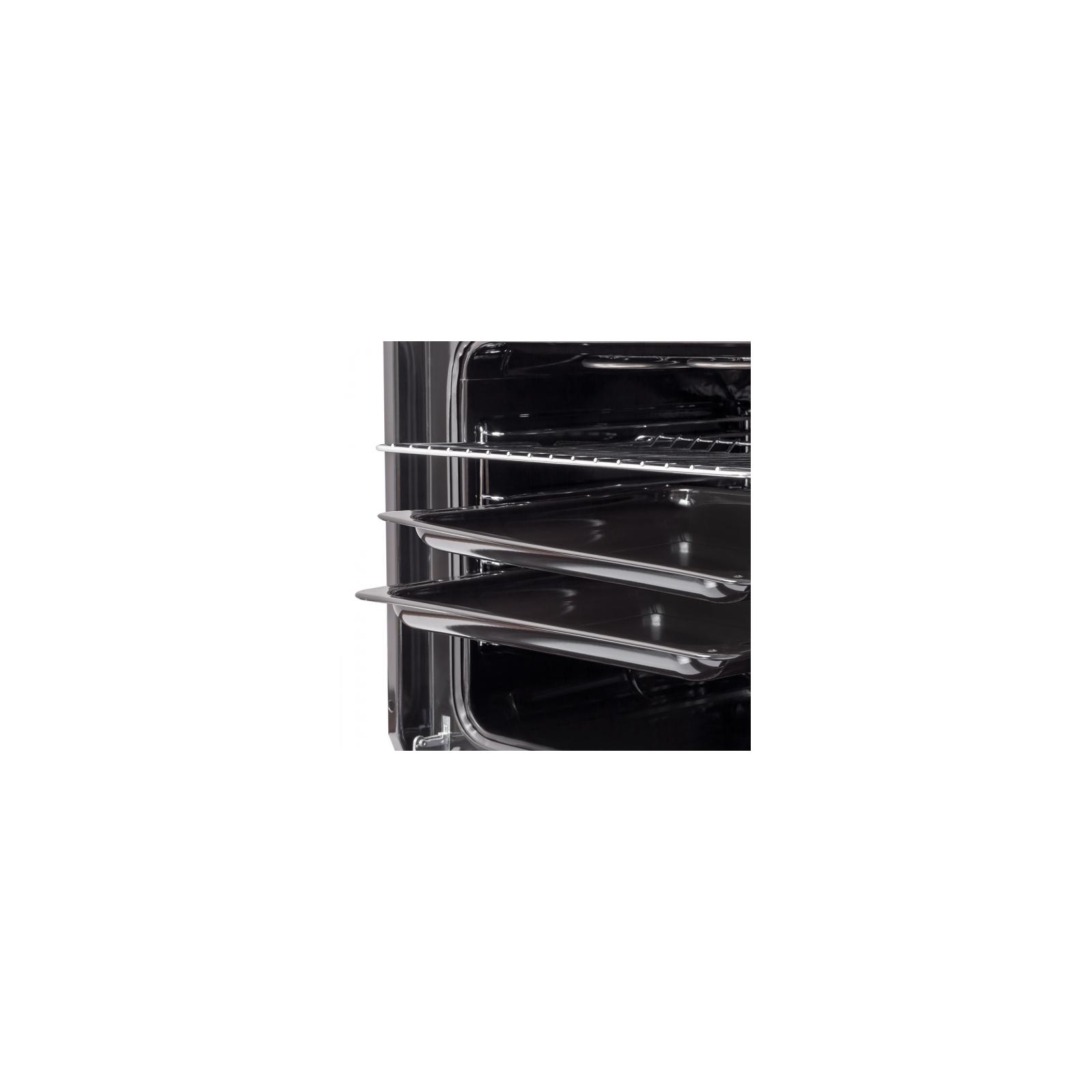 Духовой шкаф PERFELLI BOE 6645 BL ANTIQUE GLASS изображение 8
