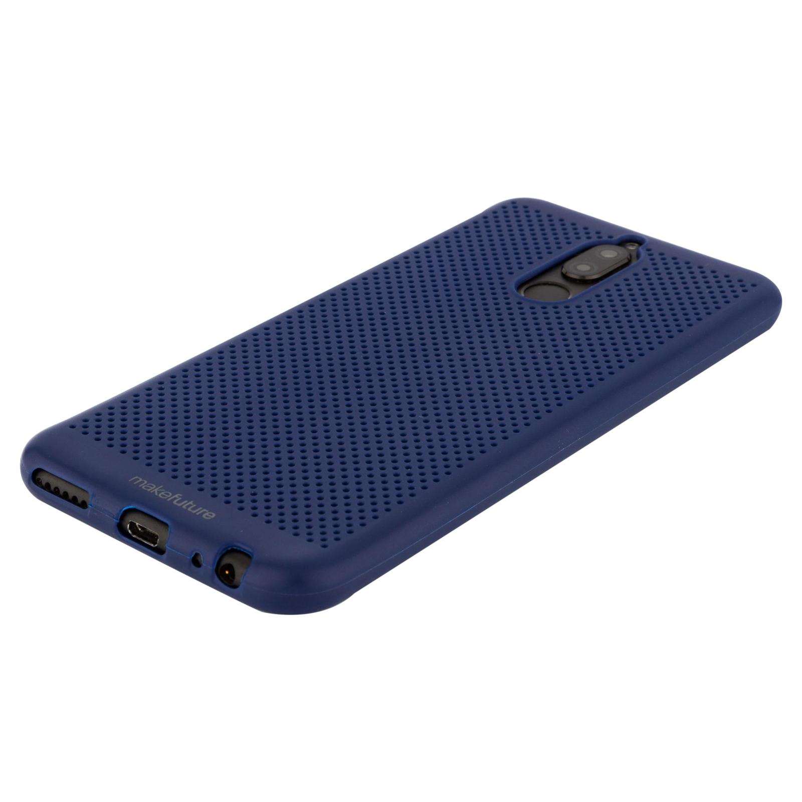 Чехол для моб. телефона MakeFuture Moon Case (TPU) для Huawei Mate 10 Lite Blue (MCM-HUM10LBL) изображение 3
