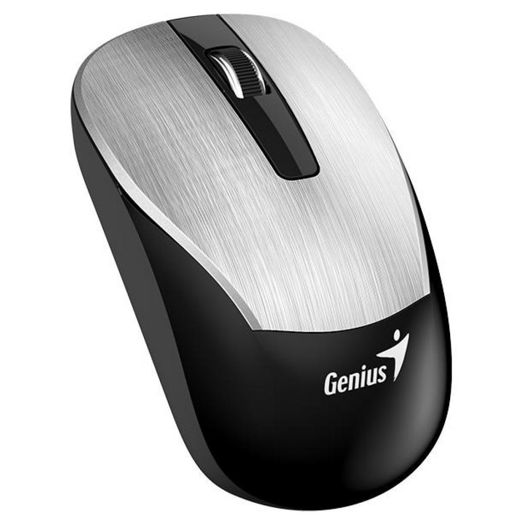 Мышка Genius ECO-8015 Silver (31030005401) изображение 3