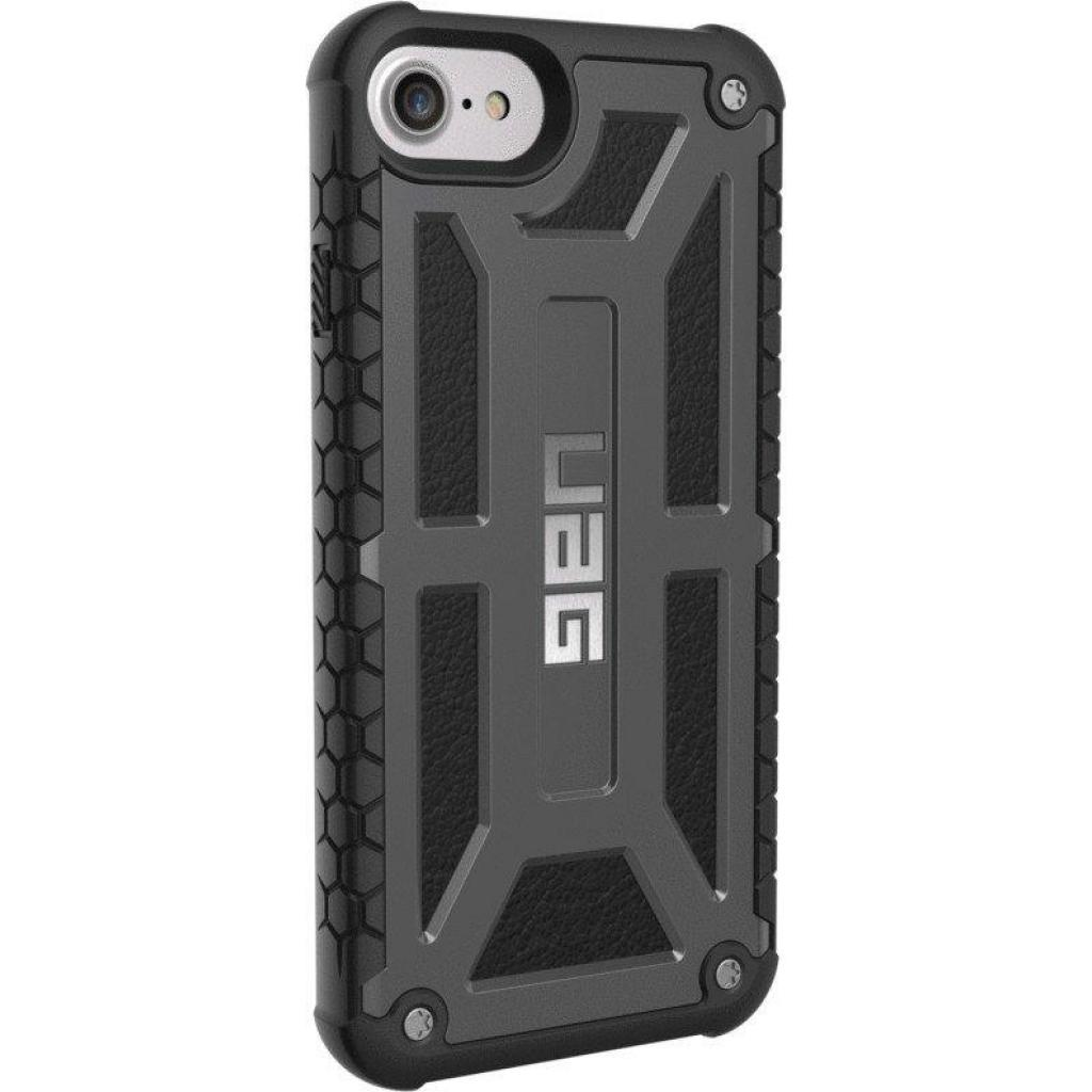 Чехол для моб. телефона Urban Armor Gear iPhone 8/7/6S/6 Monarch Graphite Black (IPH8/7-M-GR) изображение 3