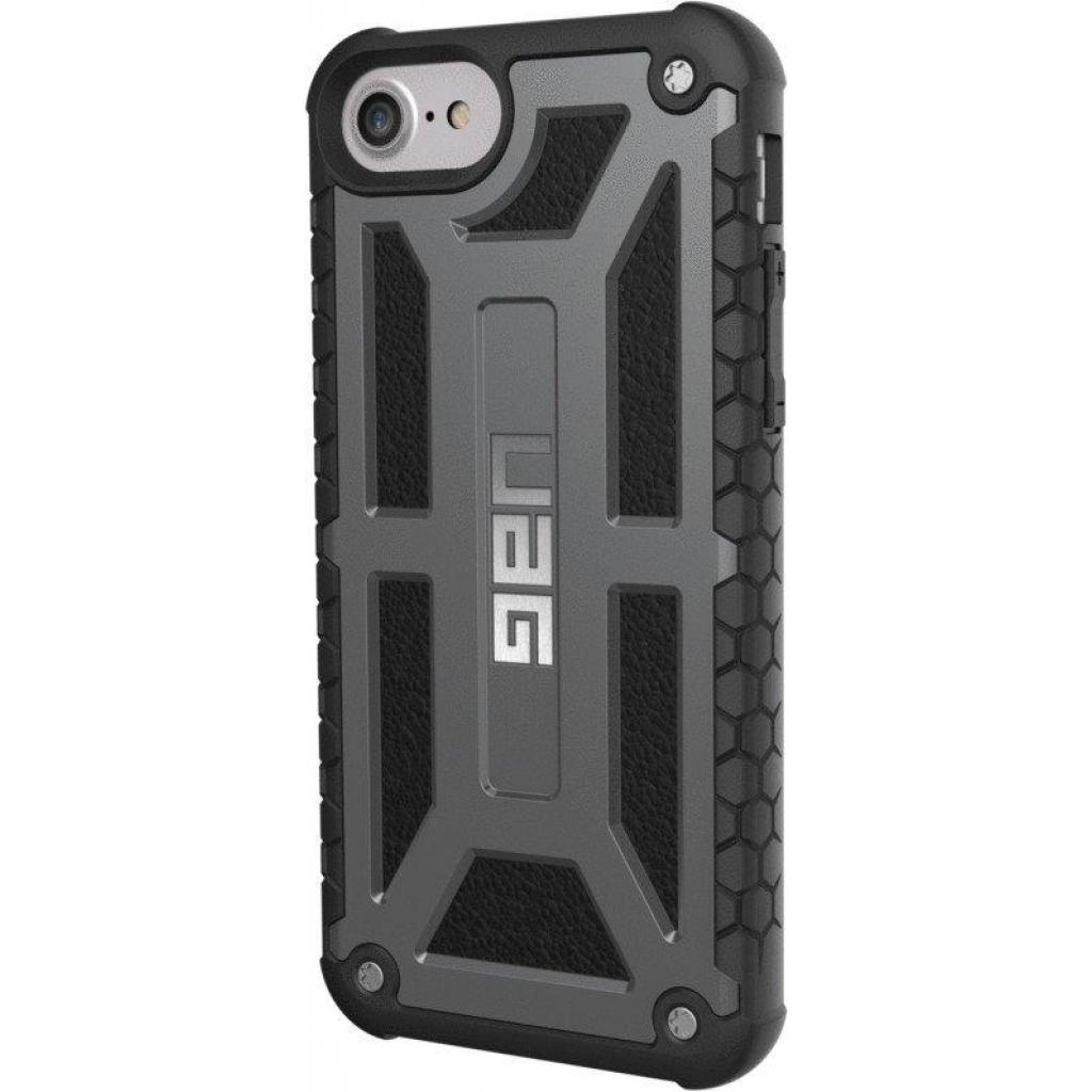 Чехол для моб. телефона Urban Armor Gear iPhone 8/7/6S/6 Monarch Graphite Black (IPH8/7-M-GR) изображение 4