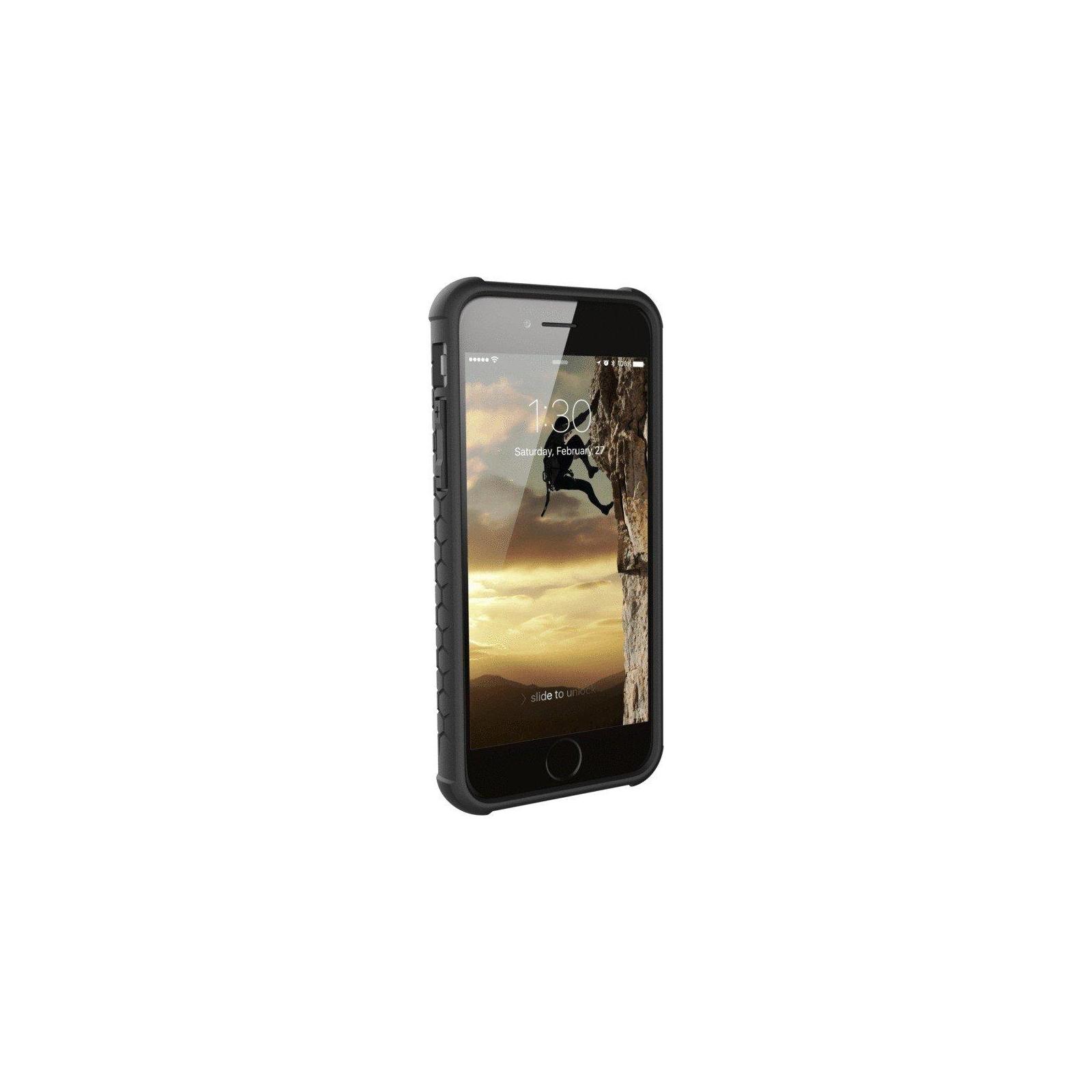 Чехол для моб. телефона Urban Armor Gear iPhone 8/7/6S/6 Monarch Graphite Black (IPH8/7-M-GR) изображение 5