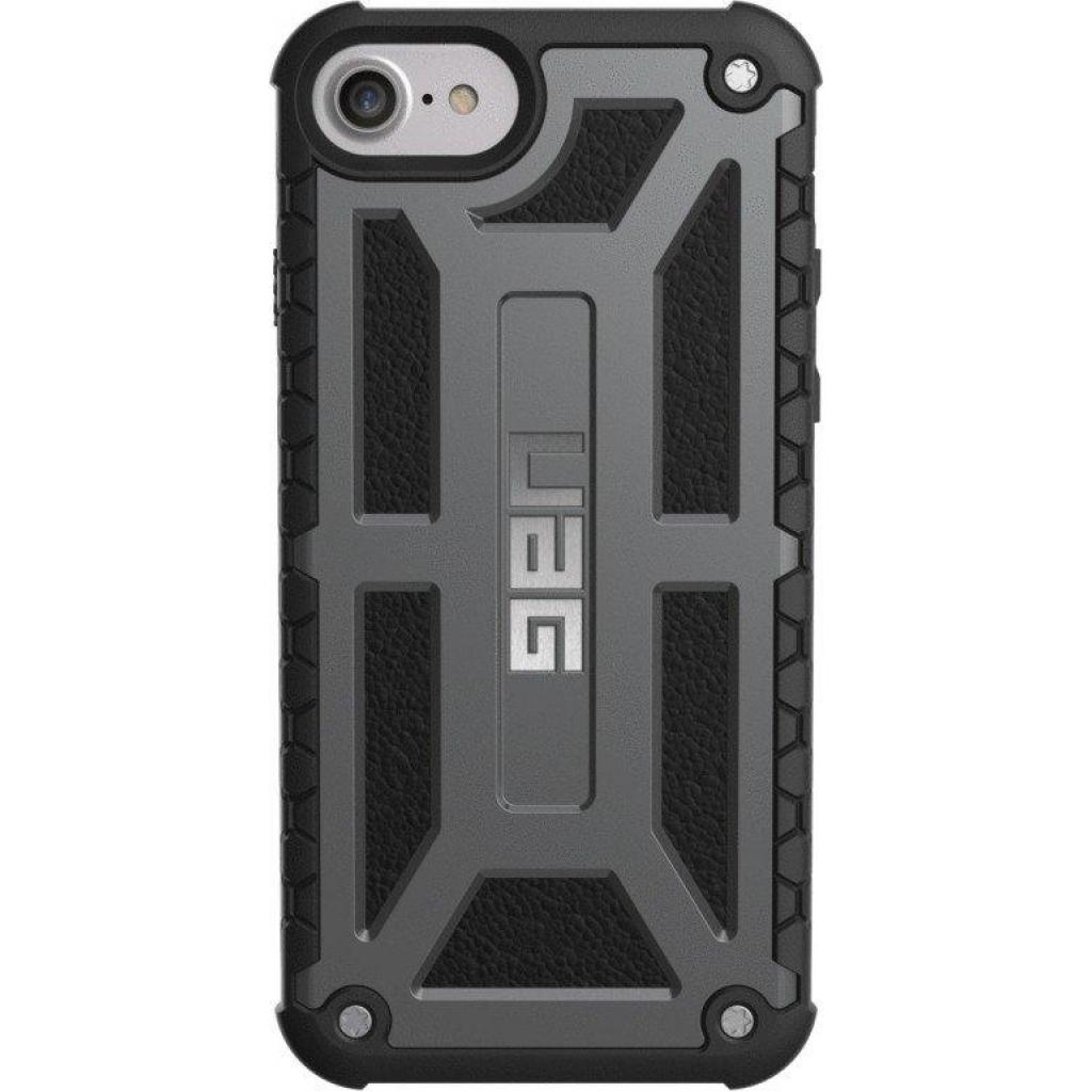 Чехол для моб. телефона Urban Armor Gear iPhone 8/7/6S/6 Monarch Graphite Black (IPH8/7-M-GR)