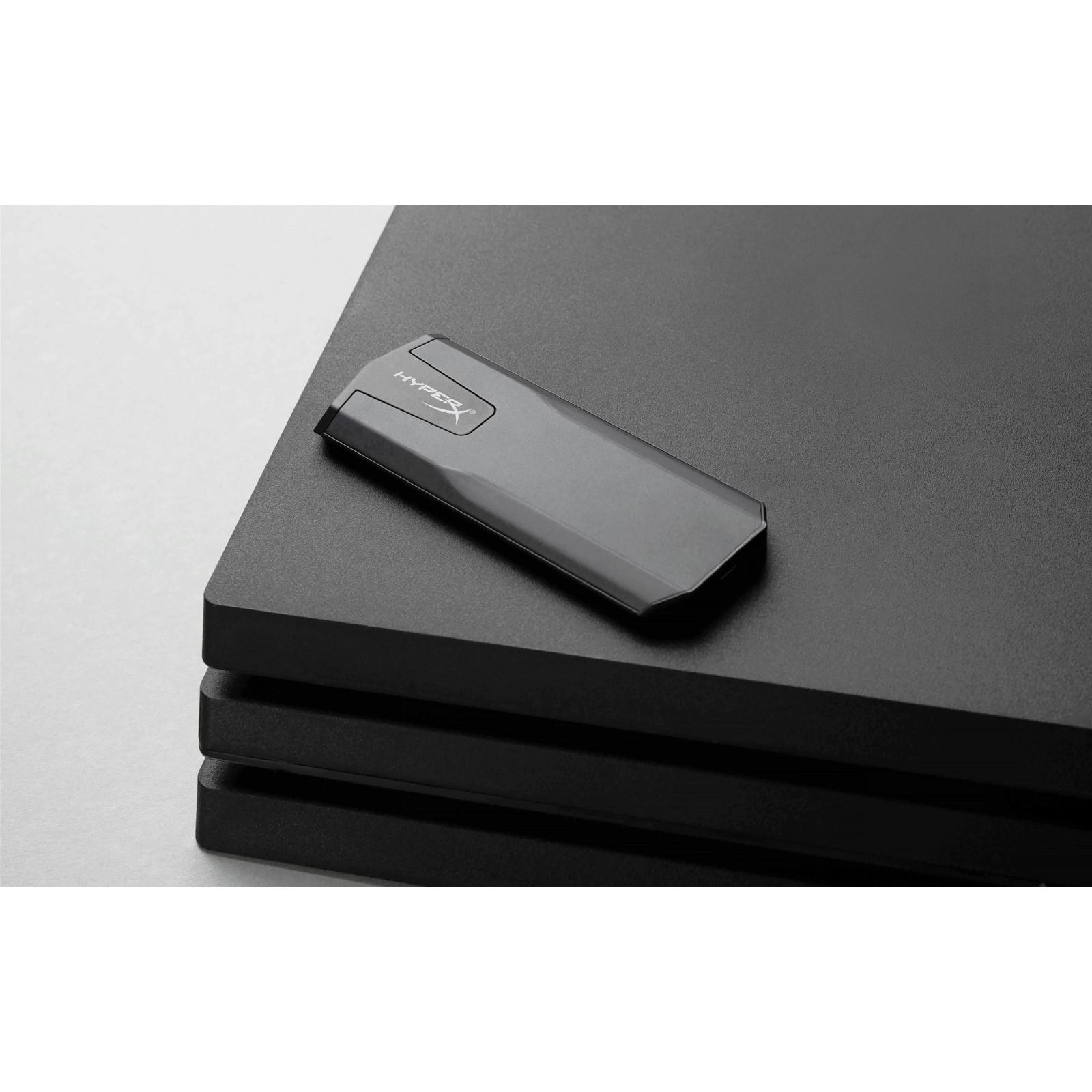 Накопичувач SSD USB 3.1 480GB Kingston (SHSX100/480G) зображення 10