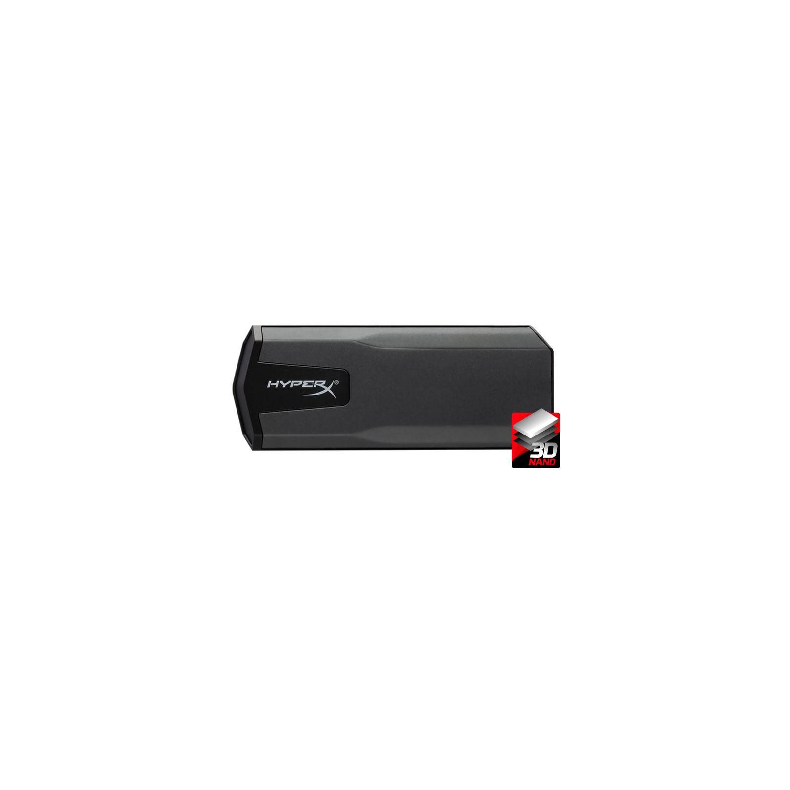 Накопичувач SSD USB 3.1 480GB Kingston (SHSX100/480G) зображення 7