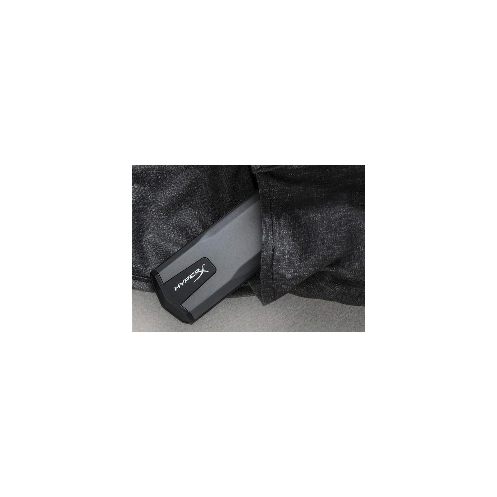 Накопичувач SSD USB 3.1 480GB Kingston (SHSX100/480G) зображення 8